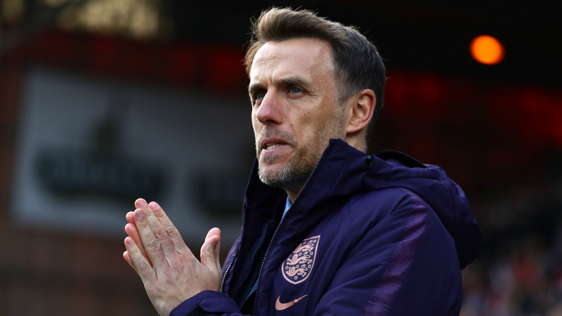 Phil Neville to leave England role before delayed Euros