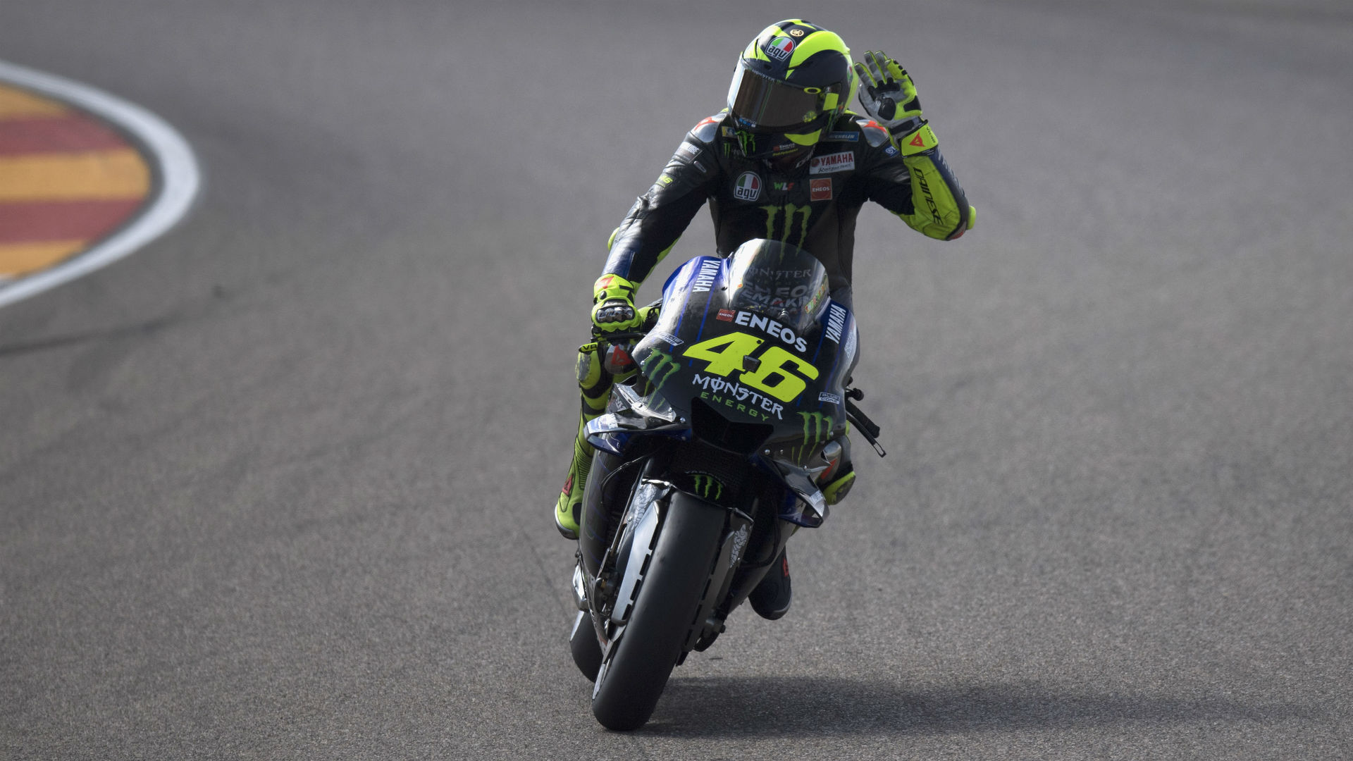 Valentino Rossi to decide on MotoGP future before 2020 season starts