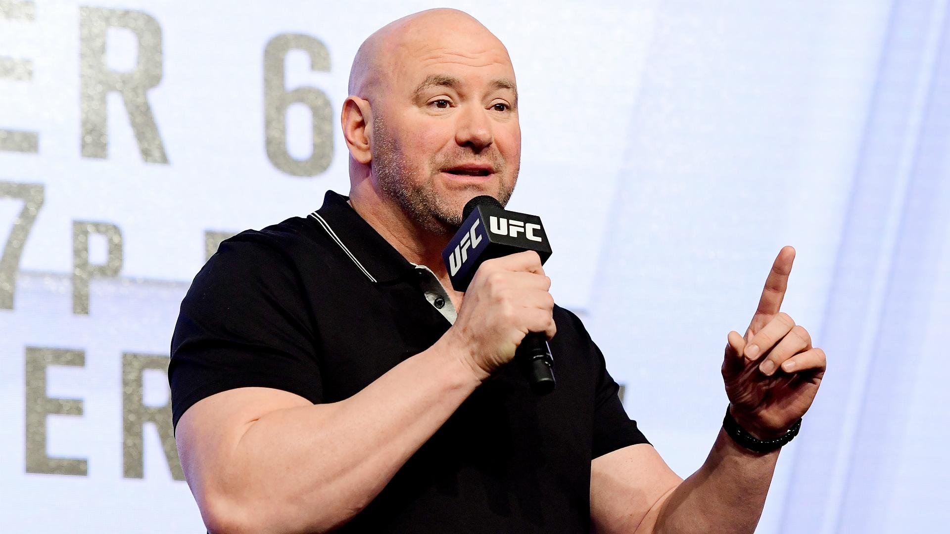 Coronavirus: Someone had to take the first step - Dana White explains UFC decision