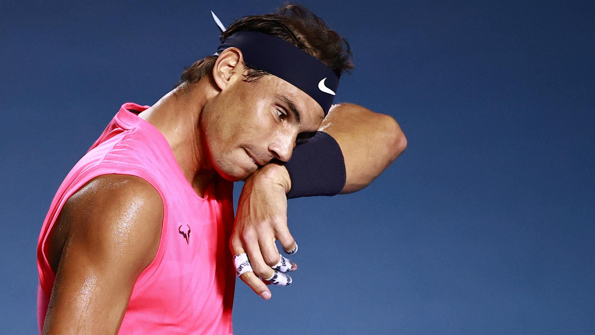 Coronavirus: Nadal worried about his tennis future amid hiatus