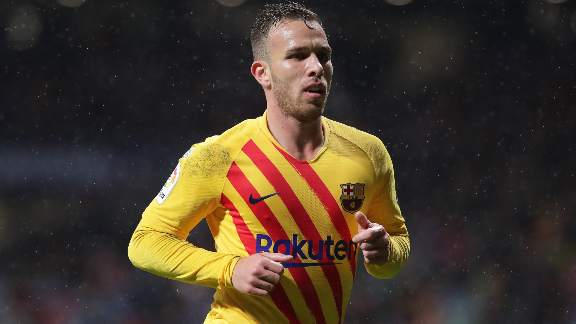 Arthur Has No Interest In Leaving Barcelona For Juventus