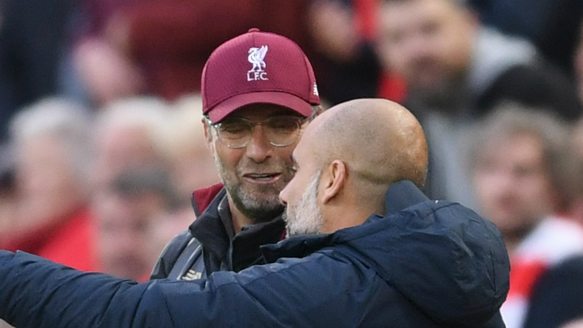 Guardiola v Klopp: Coronavirus puts latest chapter of a defining rivalry on hold
