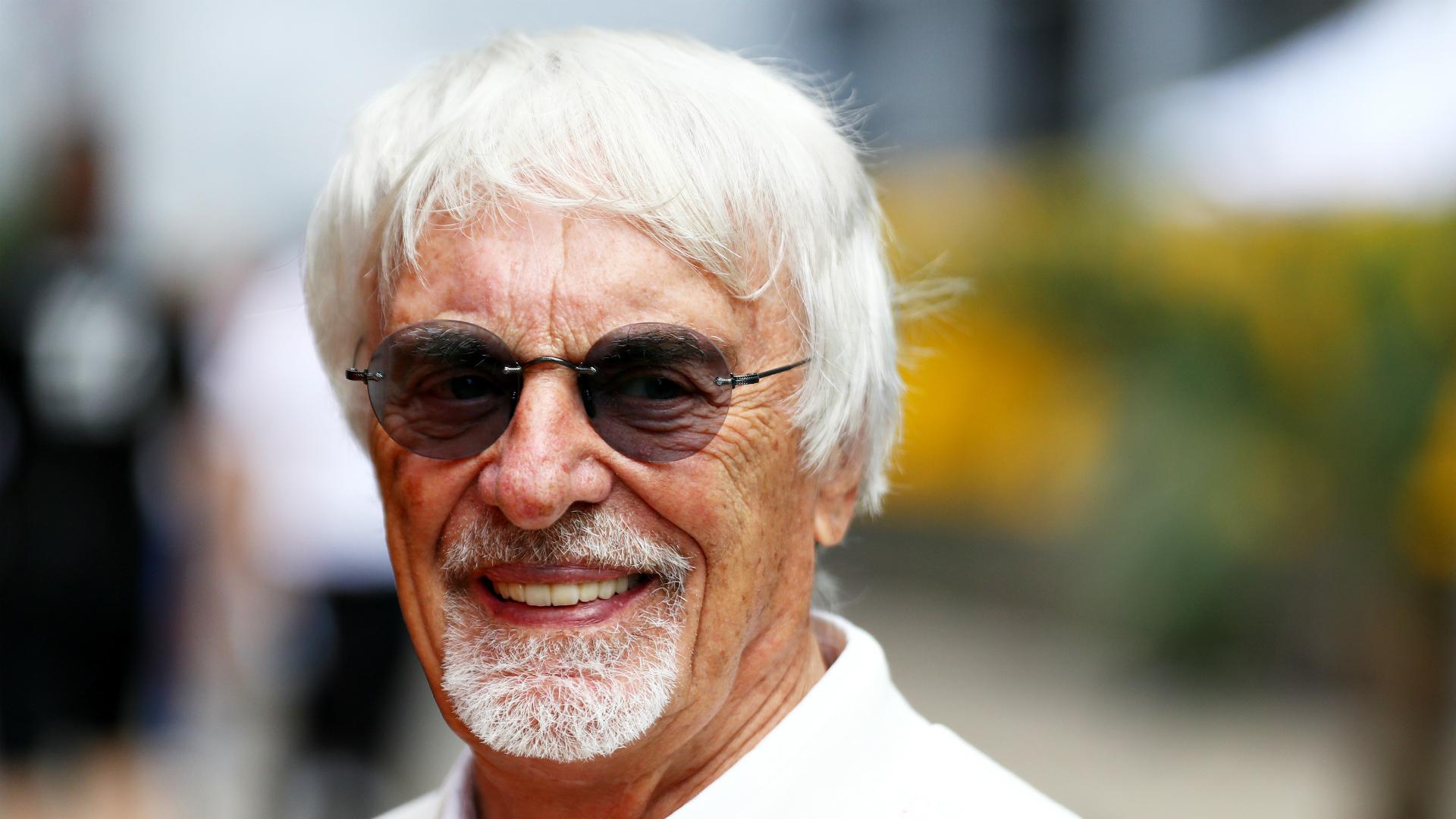 Coronavirus: Bernie Ecclestone says F1 season should be called off