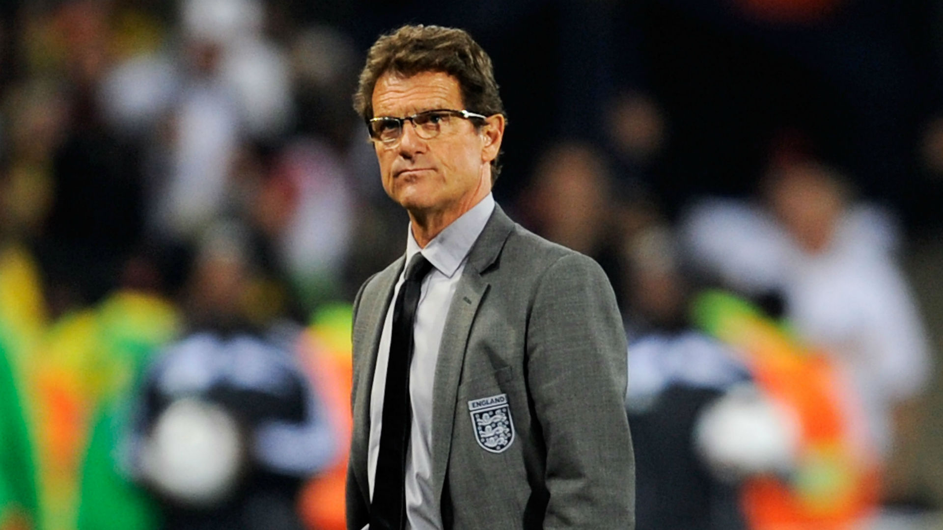 The England shirt weighs heavy - Capello claims Three Lions have mental block