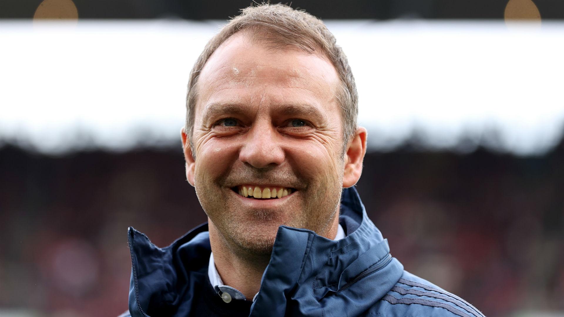 Bayern Munich hand Hansi Flick three-year deal