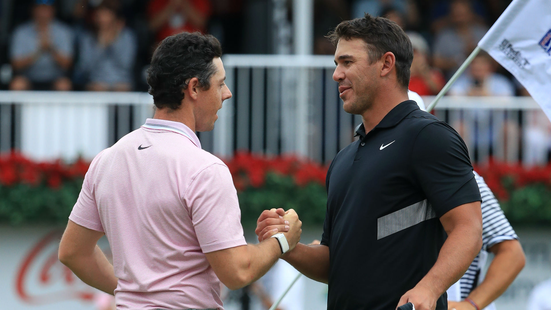 McIlroy and Koepka 'too nice' to have a rivalry like Woods and Mickelson - DiMarco