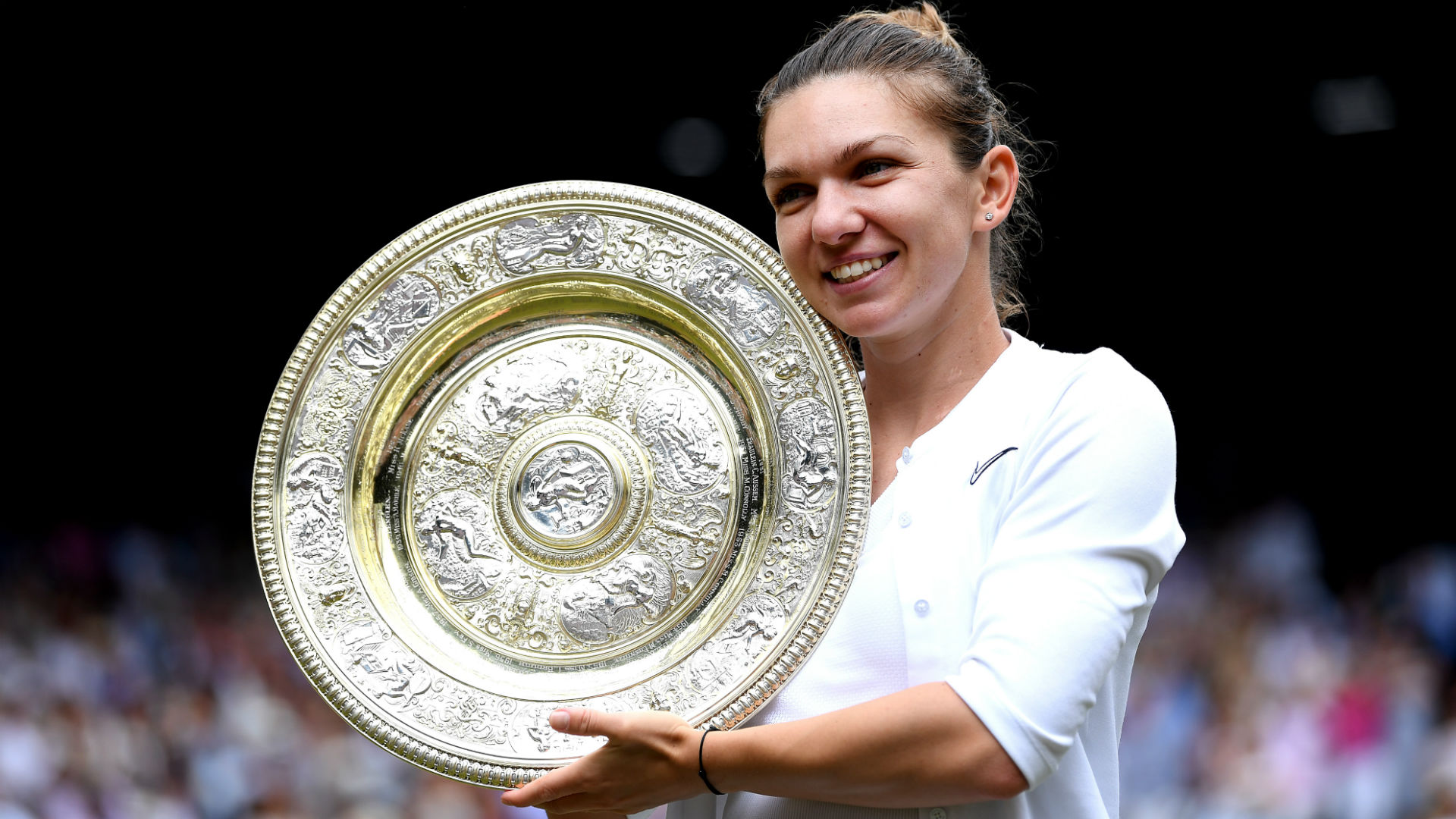 Halep: Being defending Wimbledon champion for two years 'rare and special'
