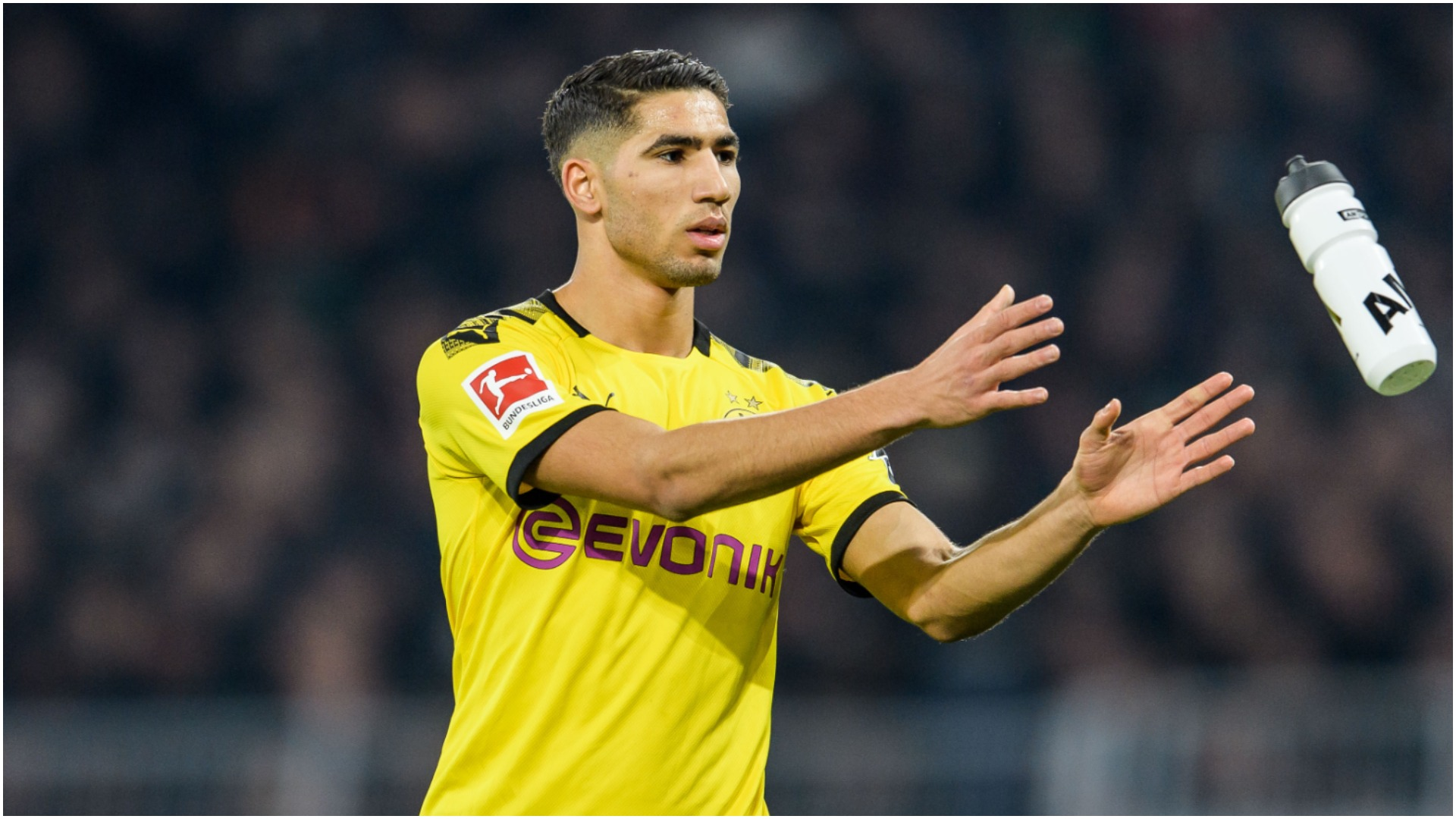 Achraf Hakimi 'hasn't signed new Real Madrid deal'