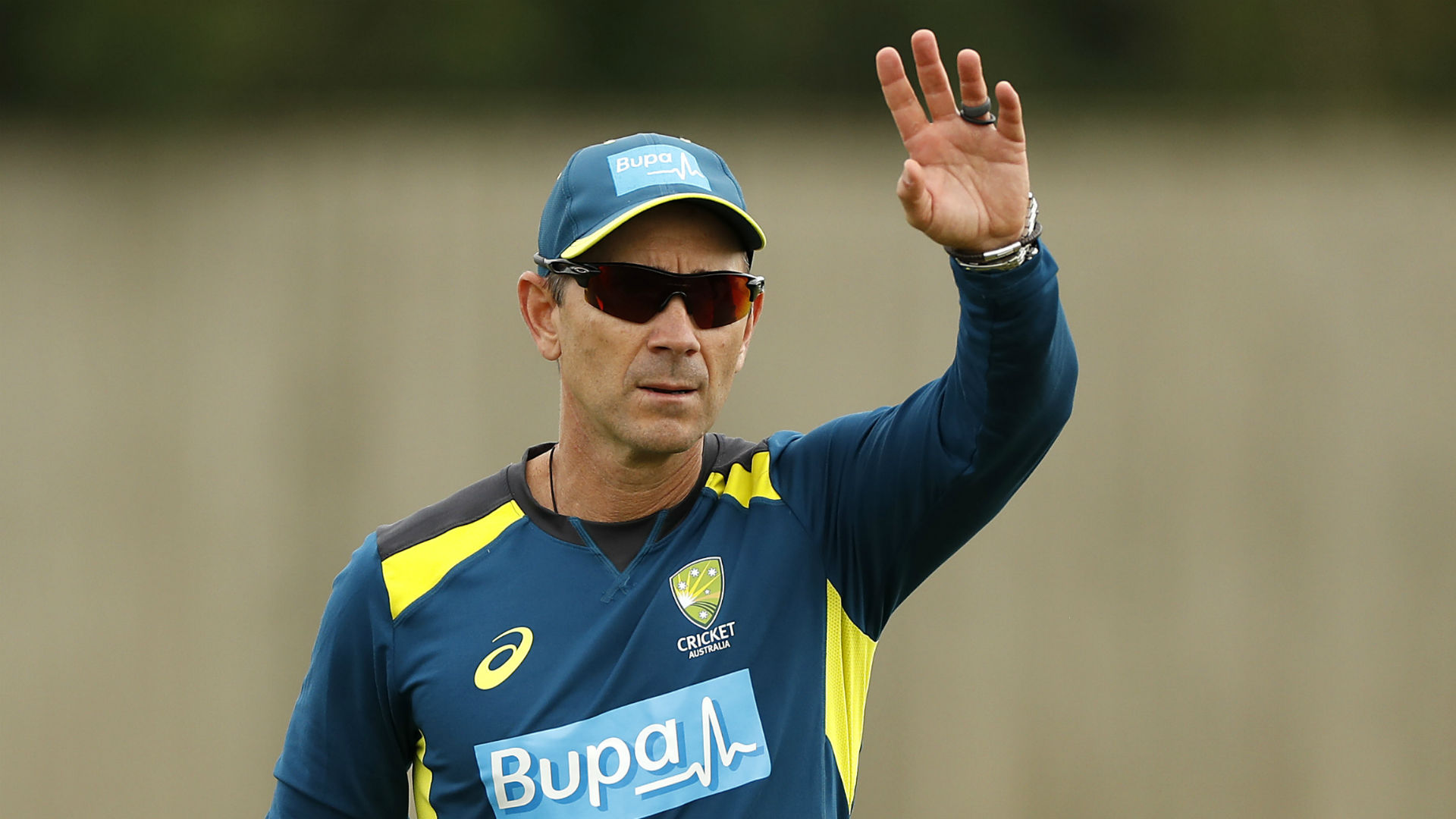 Coronavirus: Australia coach Langer sees merit in games behind closed doors