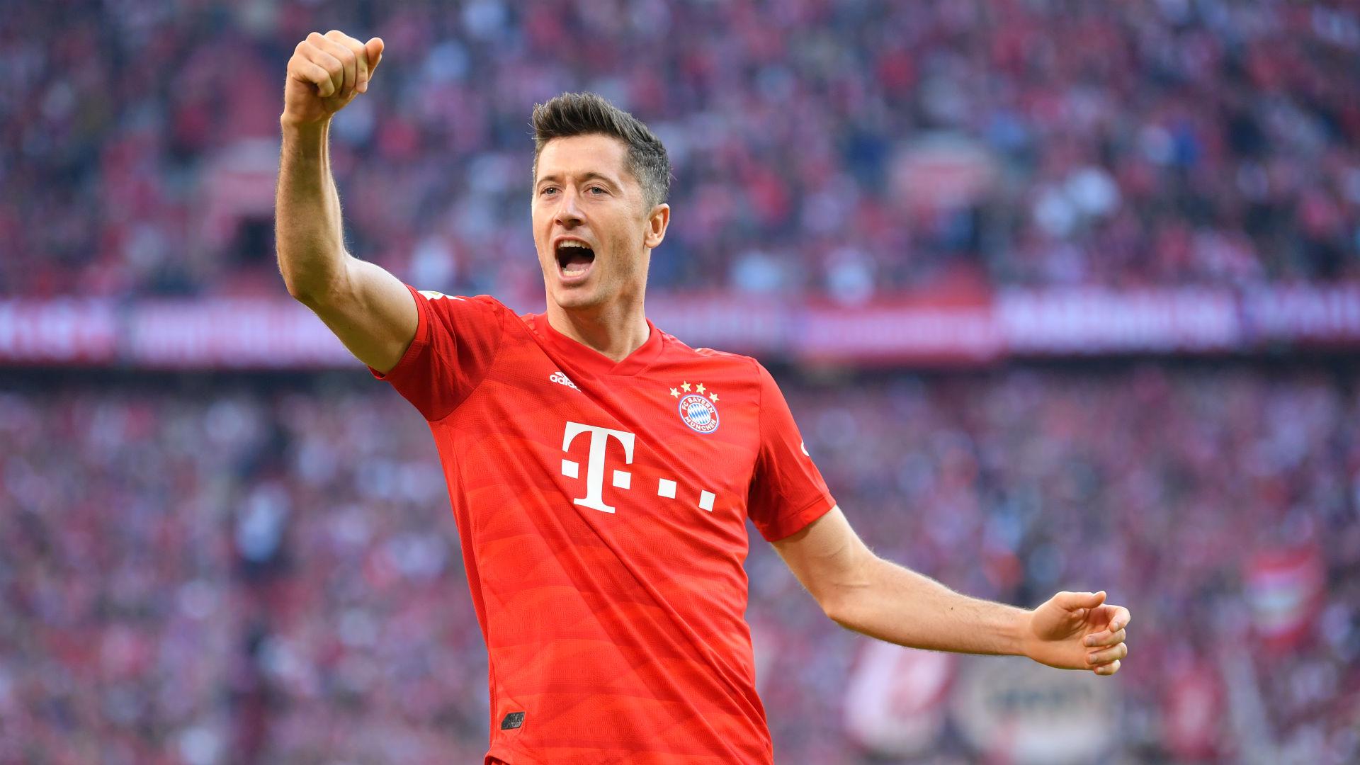Gundogan: Bayern hero Lewandowski is best in the business