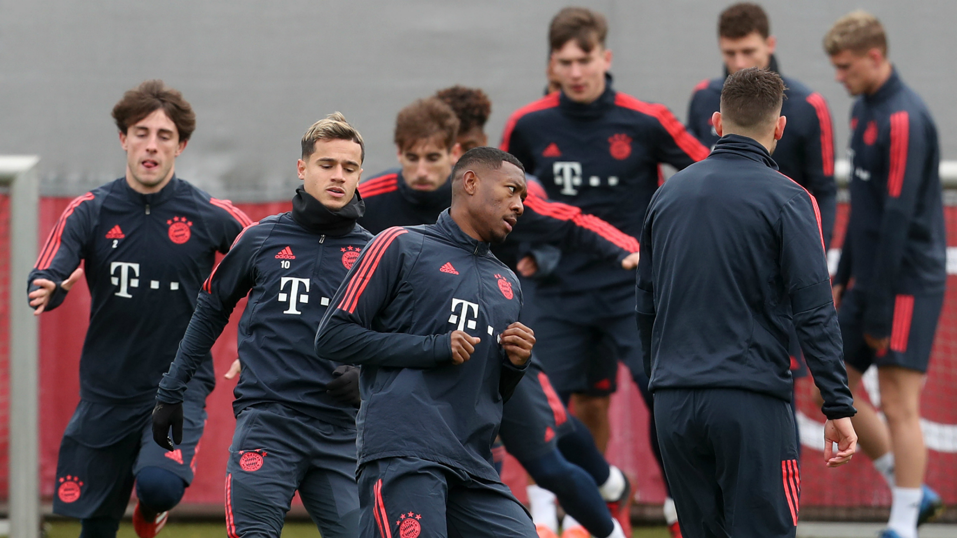 Coronavirus: Bayern Munich confirm return to first-team training