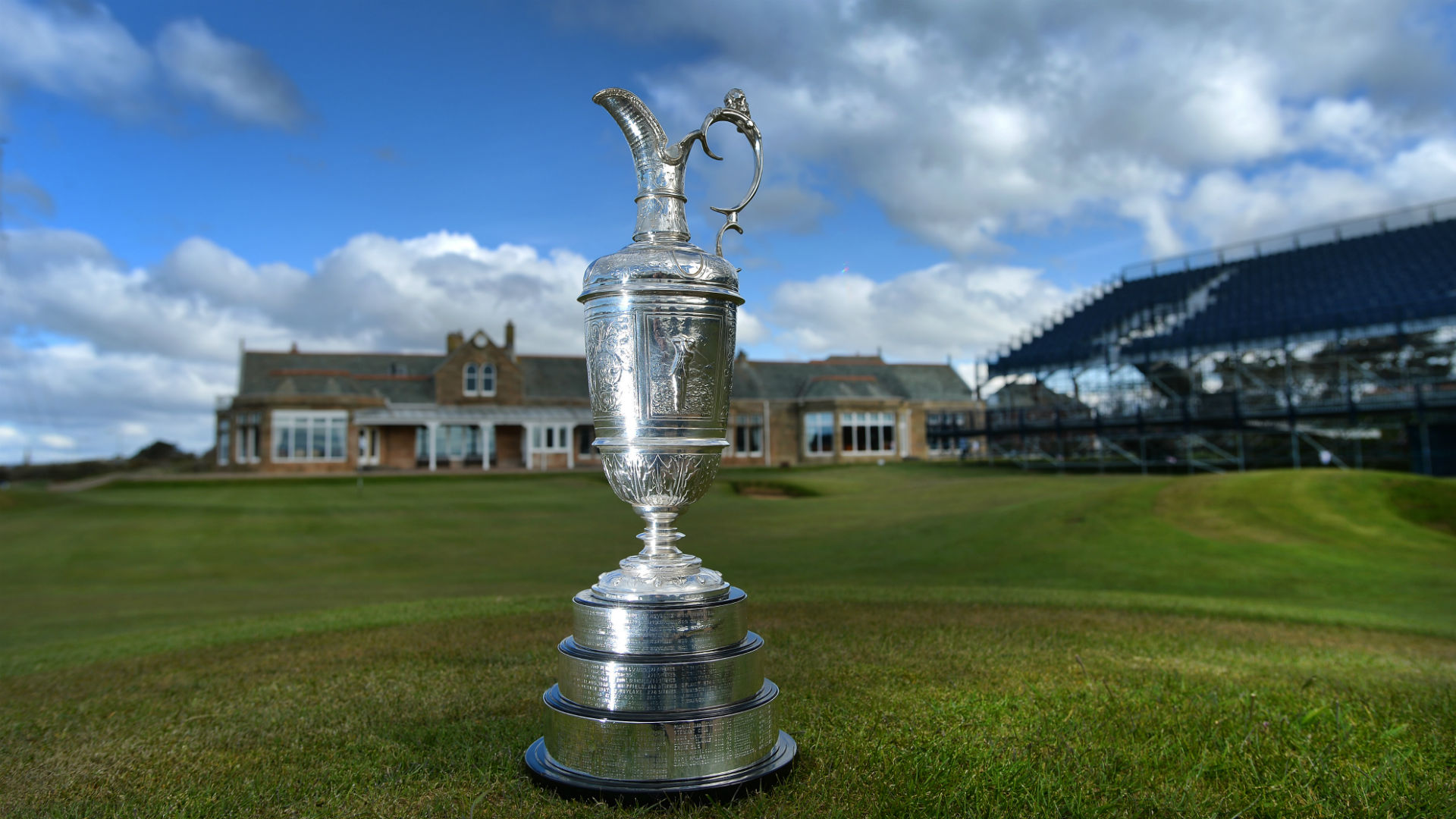 Coronavirus: The Open at Royal St George's cancelled