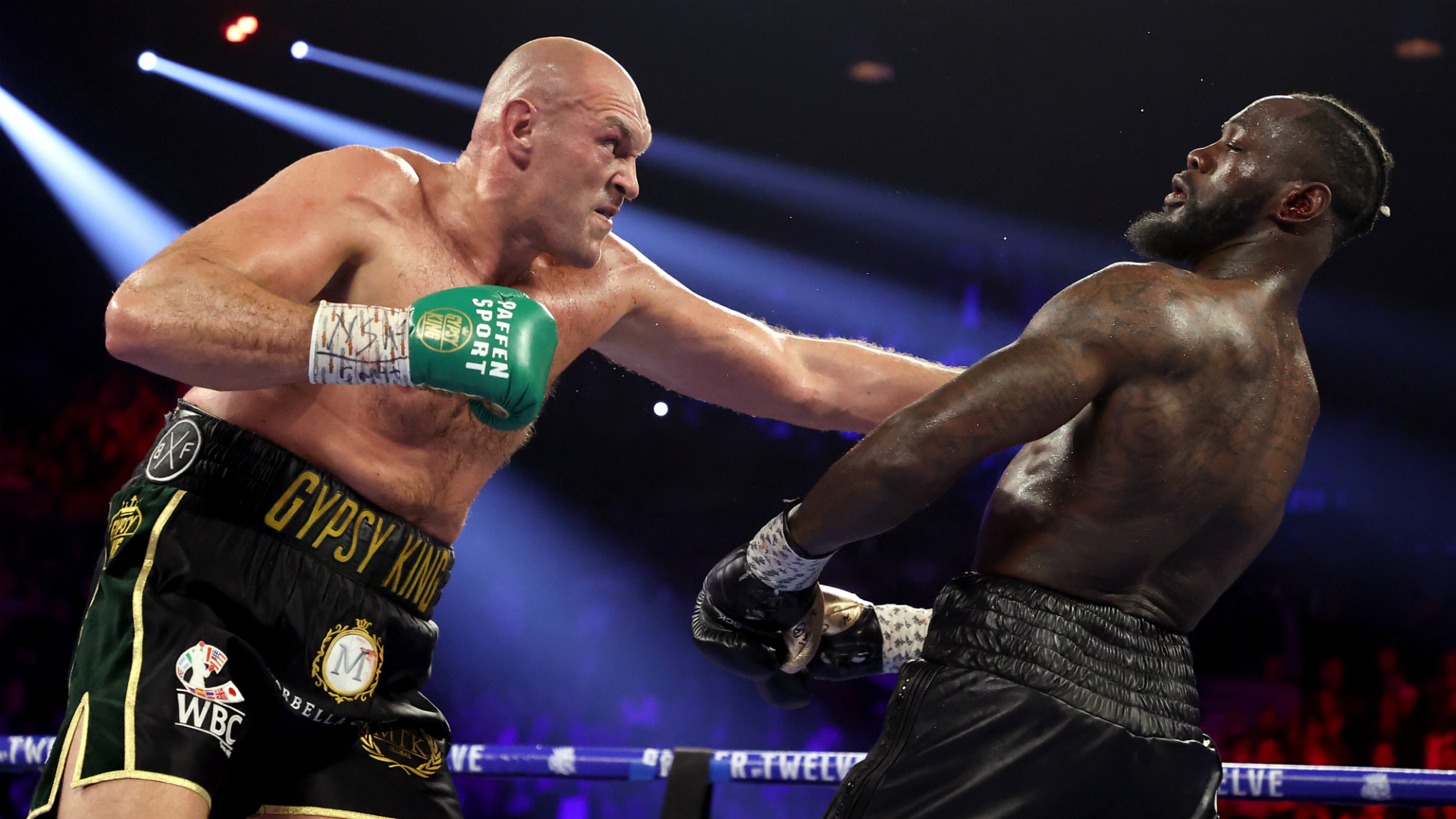 'He's taking third fight for the money' - Fury thinks cash is Wilder's motivation