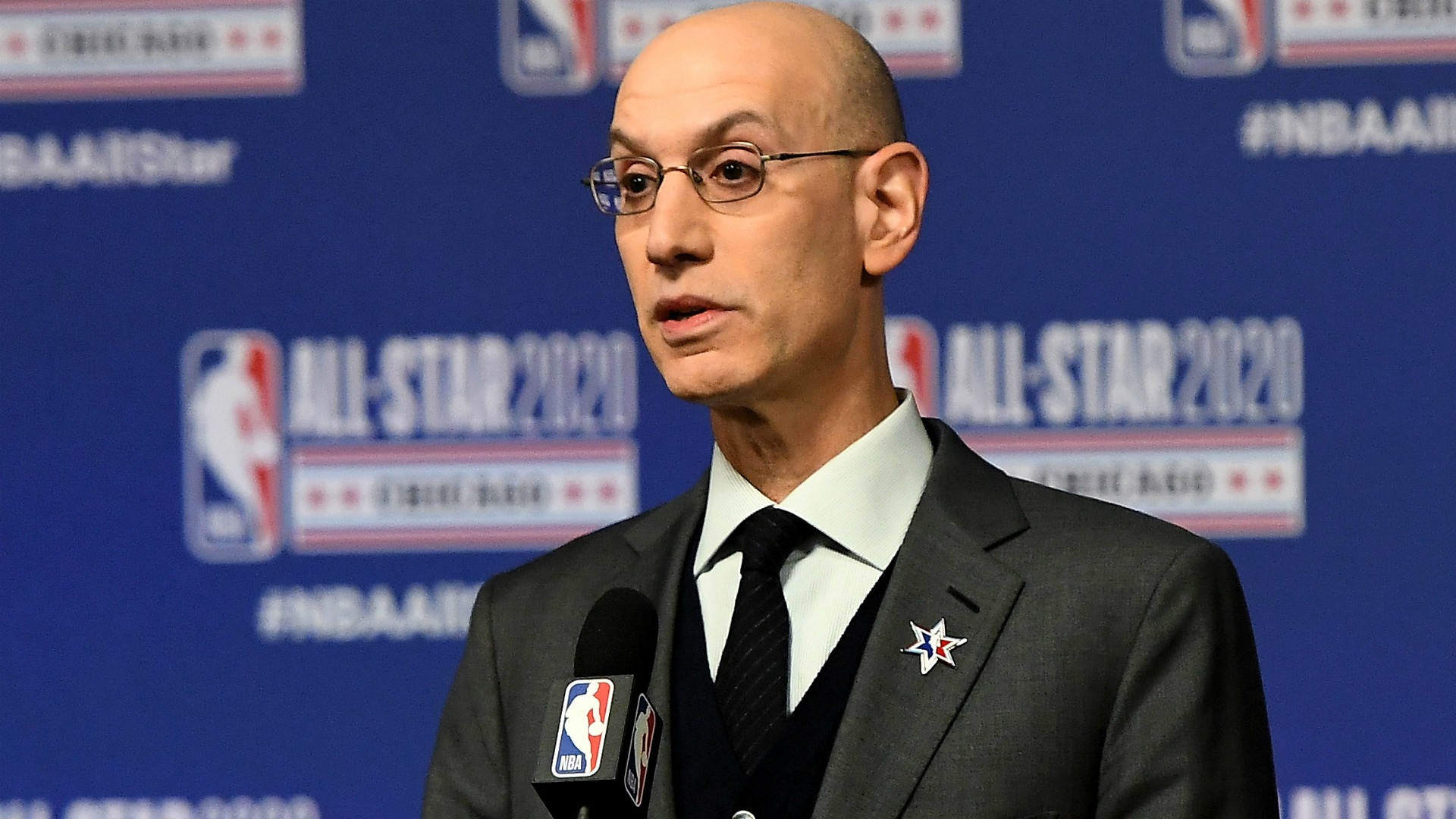 Coronavirus: NBA commissioner Silver says no decision on season until May