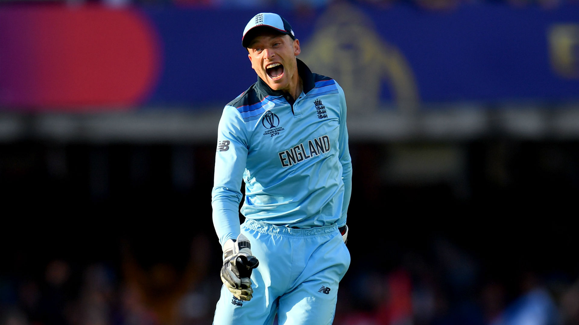 Coronavirus: Jos Buttler says auctioned World Cup shirt will now have 'extra meaning'