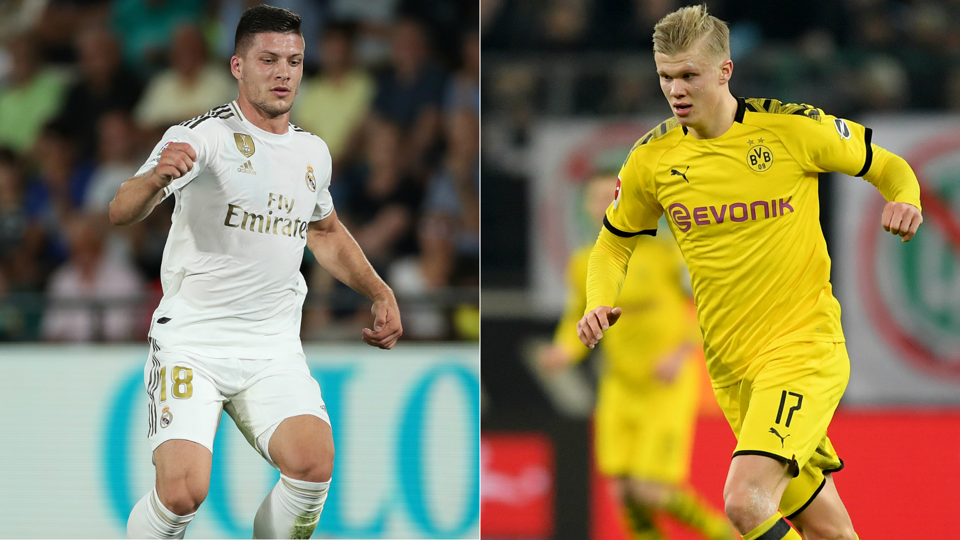 Rumour Has It: Real Madrid consider Haaland-Jovic swap, Mbappe move on hold