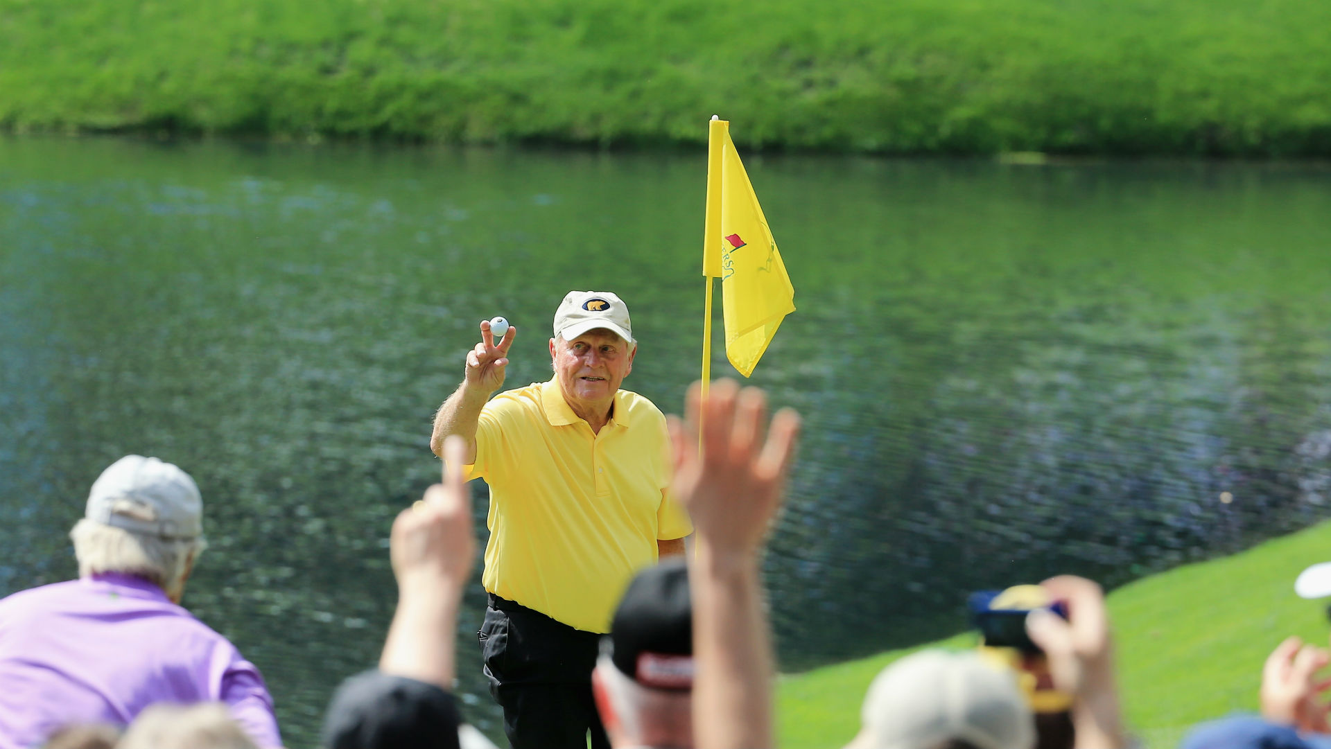 Nicklaus' six appeal, US dominance & first-time Fuzzy – Masters Opta facts