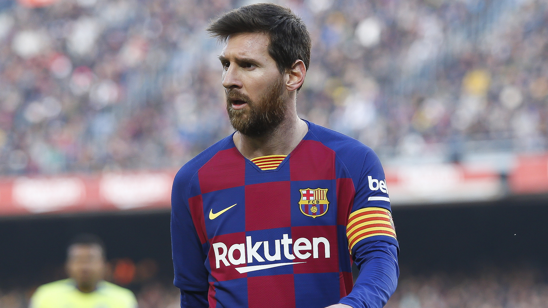 Coronavirus: Messi hailed as 'global example' amid footballer pay-cut debate