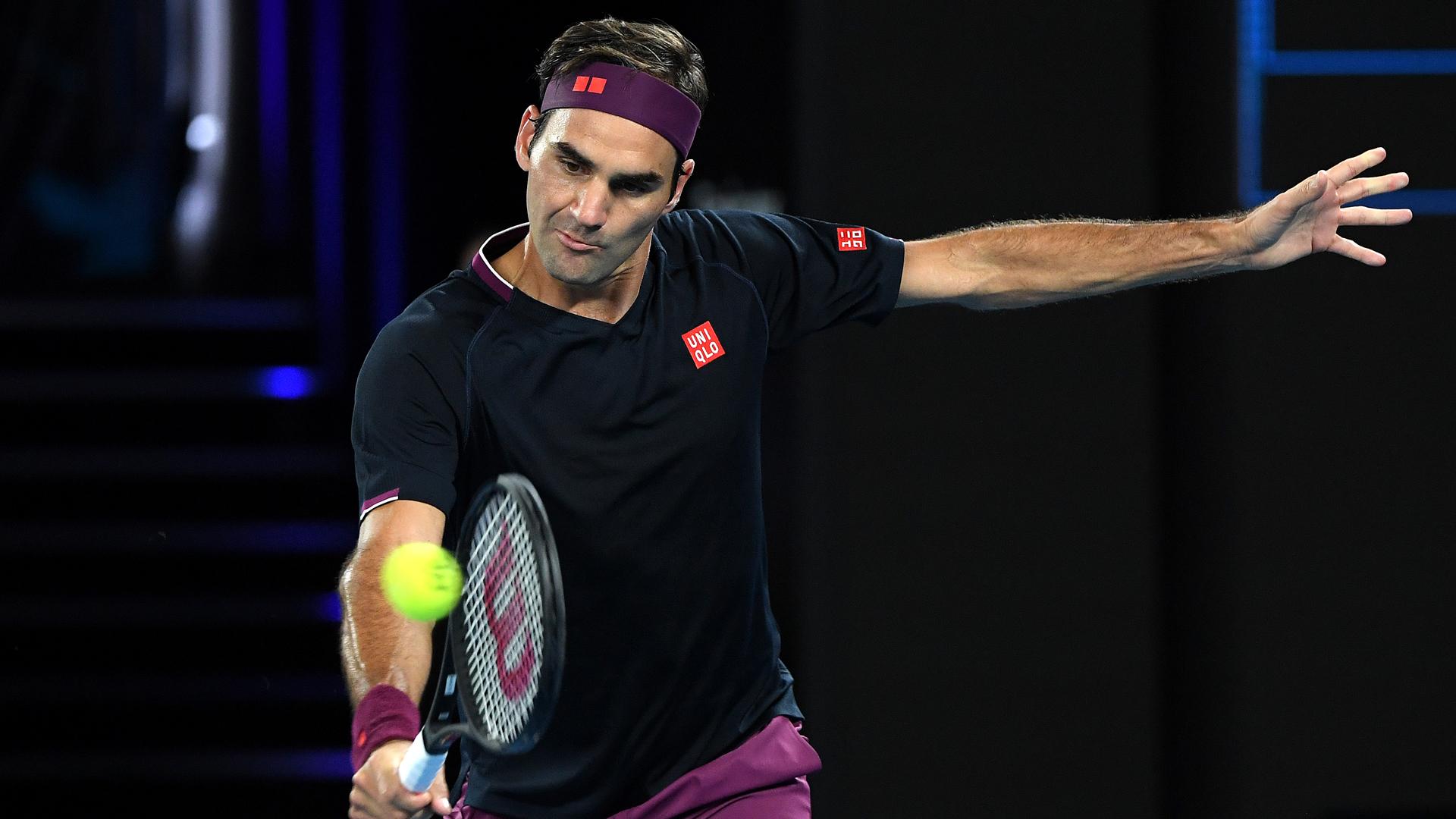 Coronavirus: Federer challenges fans, celebrities in volleying drill