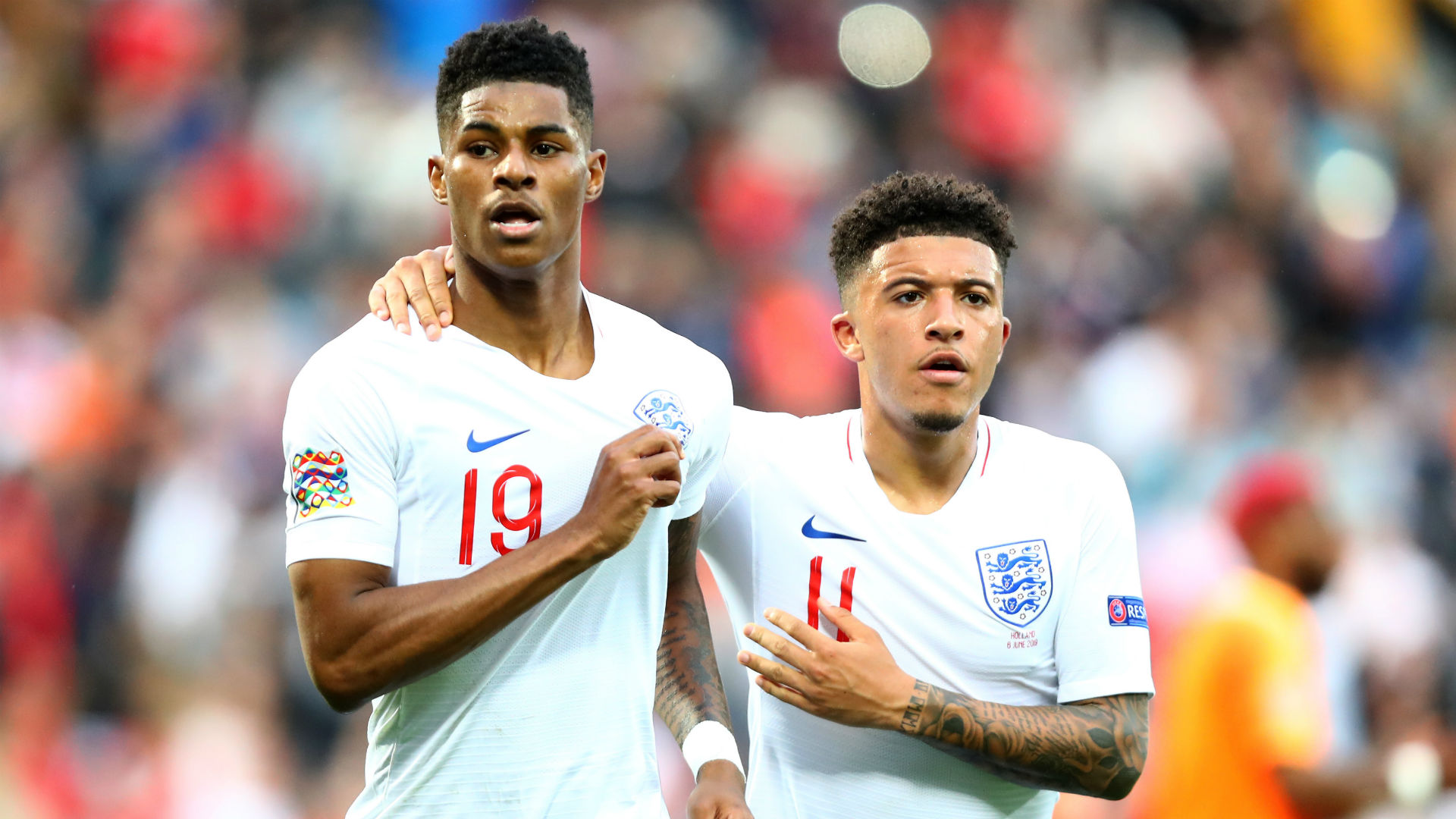 Coronavirus: Rashford & Sancho among England players competing in FIFA 20 tournament