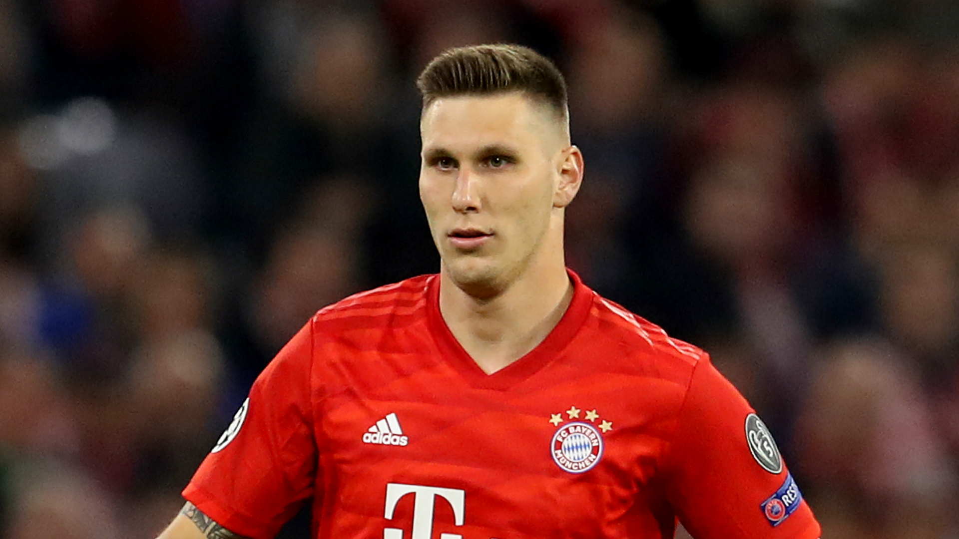 Bayern boss Flick delighted for Sule after comeback in Marseille friendly