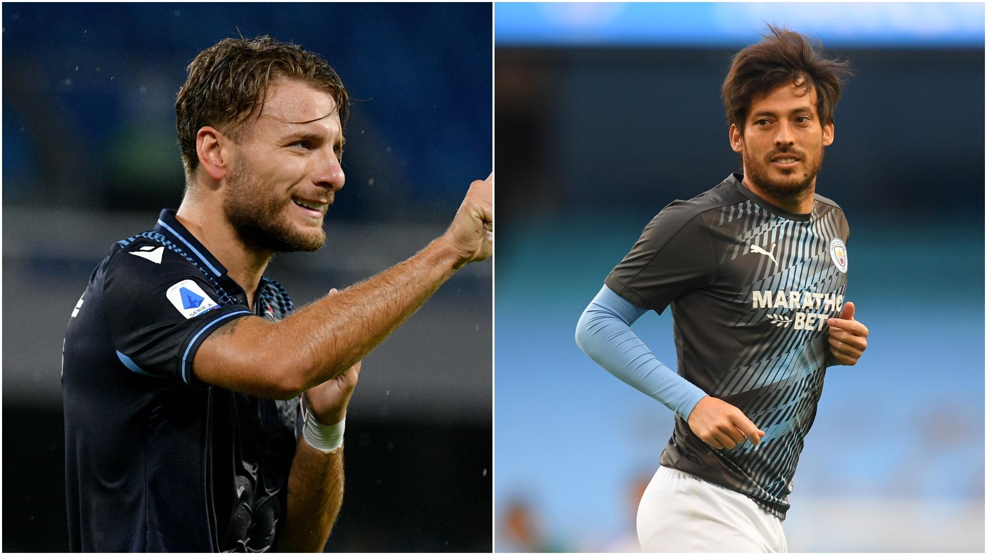 Immobile excited by David Silva's Lazio move, claims Newcastle interest