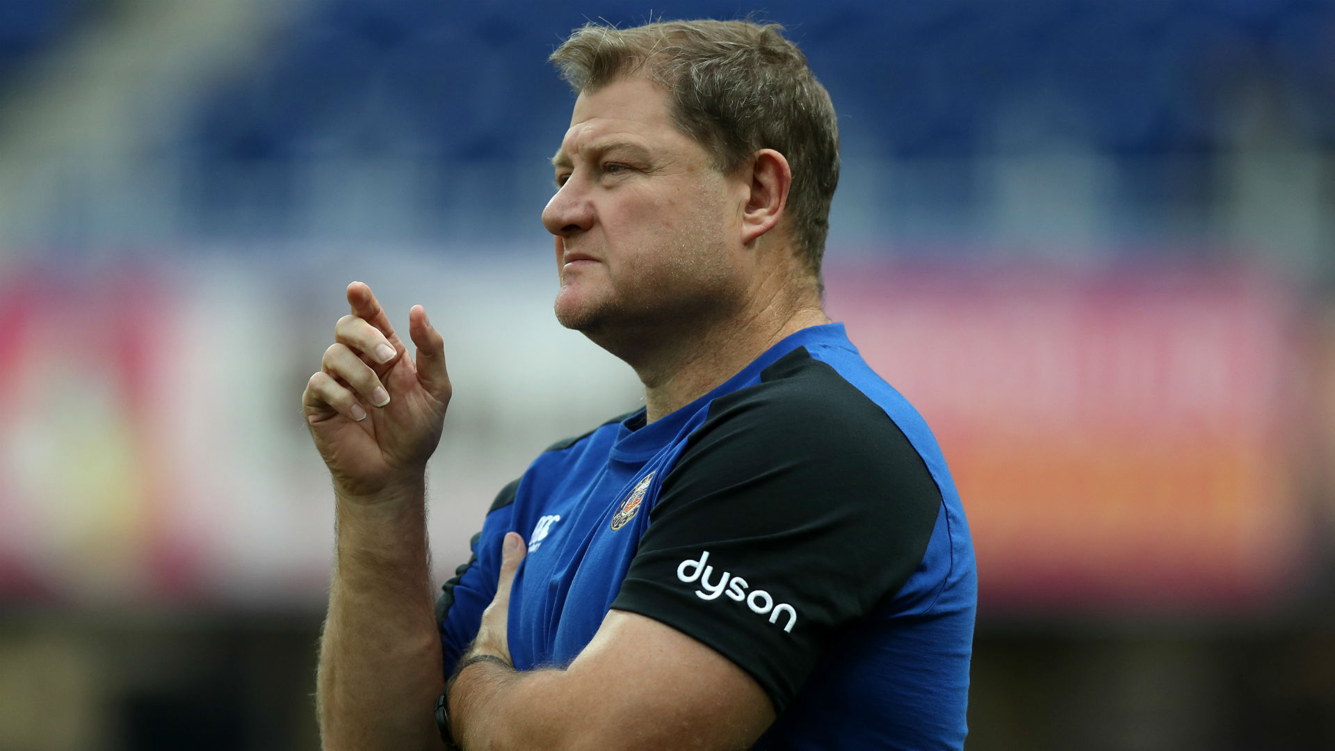 Hatley promoted to Bath head coach role