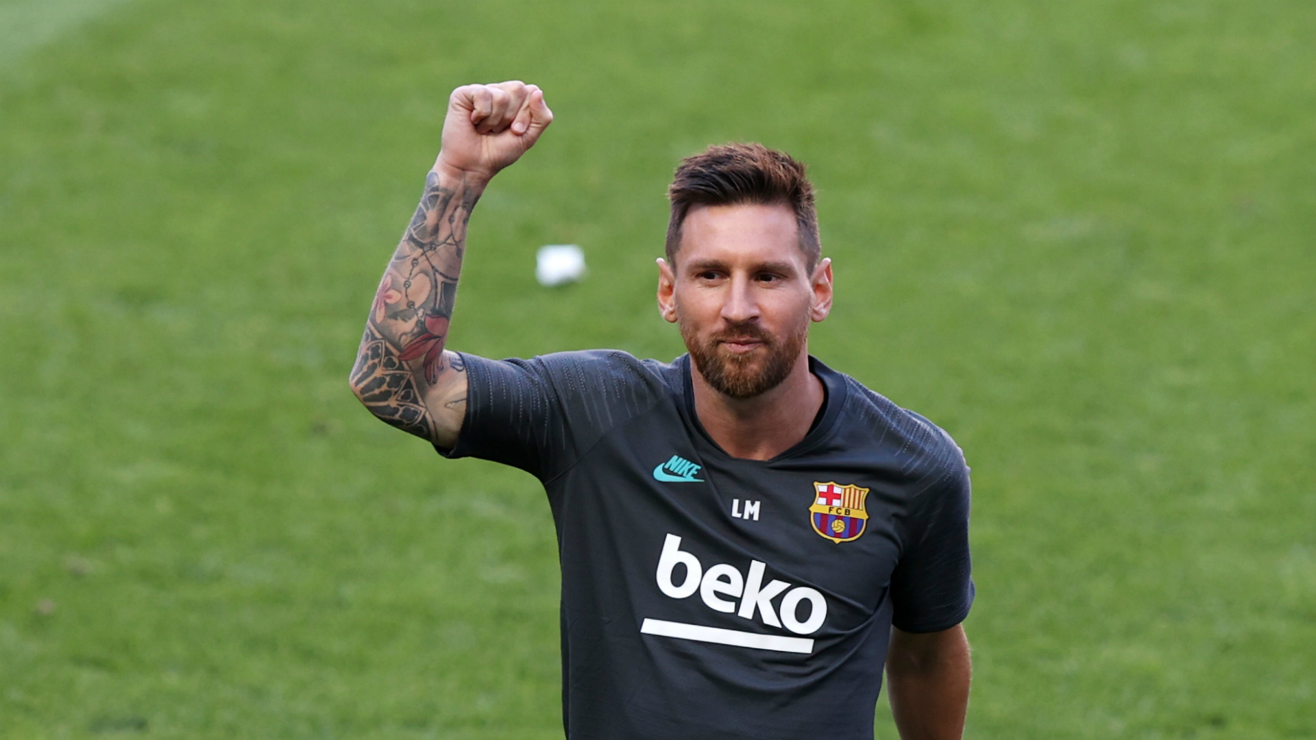 Bayern are great but Messi gives Barcelona the edge over anyone - Mascherano