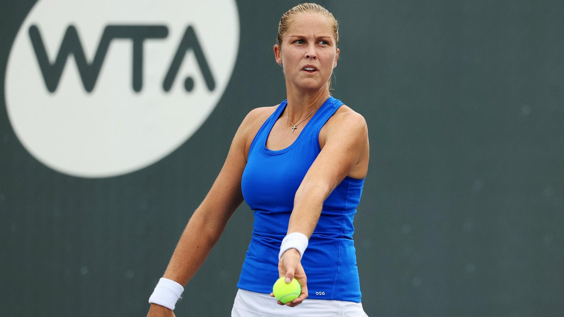 Rogers earns Serena showdown in Lexington