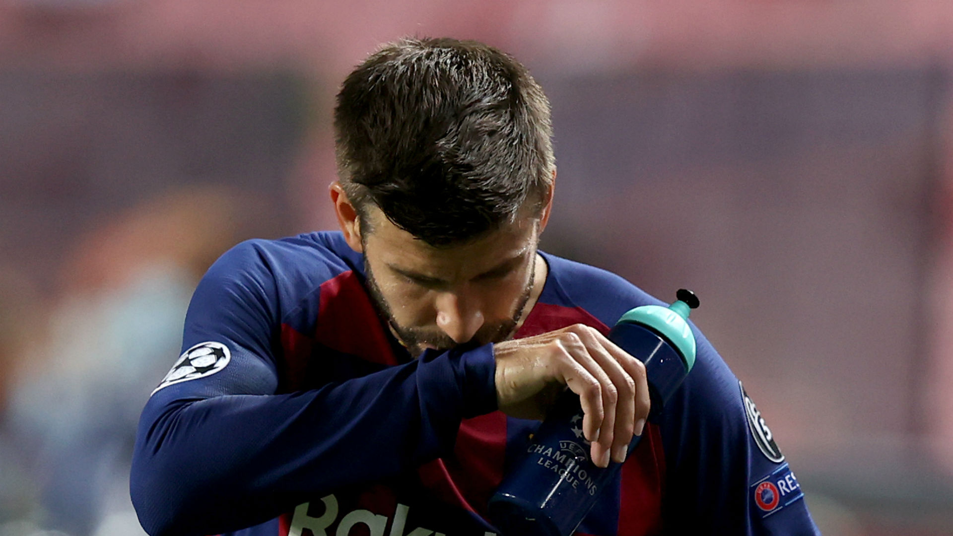 It's shameful – Pique calls for big changes at Barcelona following Bayern capitulation