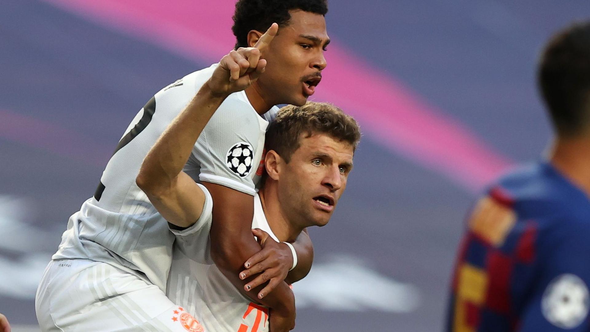 Muller: Rampant Bayern Munich fear nobody after thrashing Barcelona