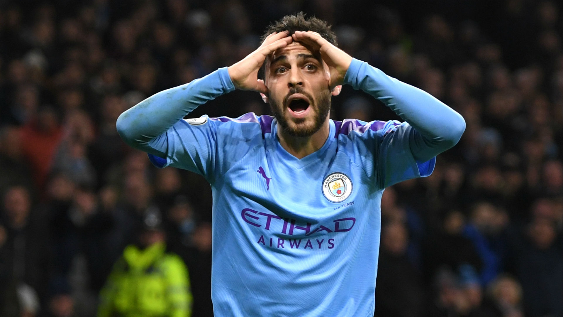 Bernardo Silva hits out at 'pathetic' Liverpool fans for trolling him