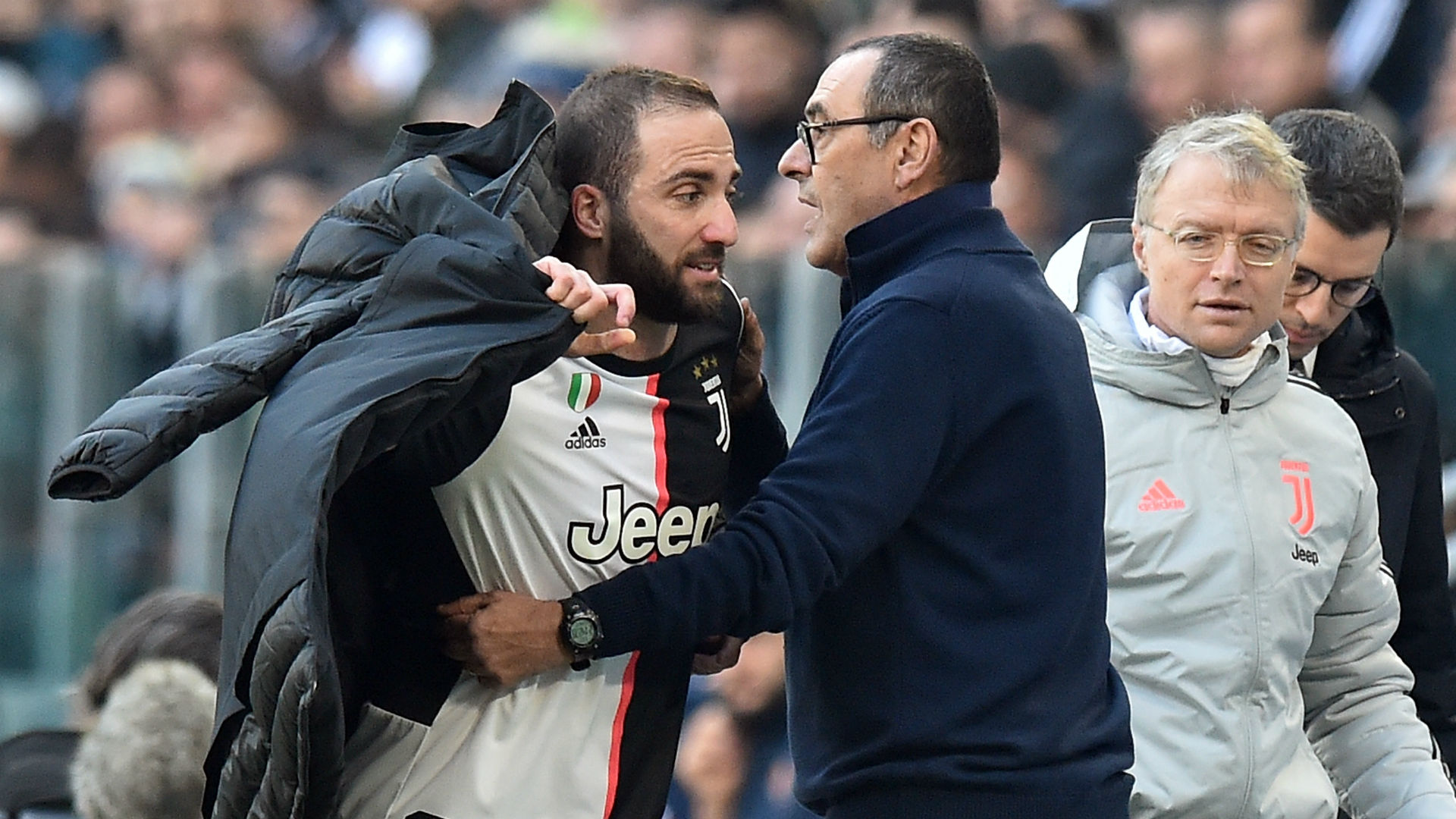 Higuain hints MLS a possibility if he leaves Juventus