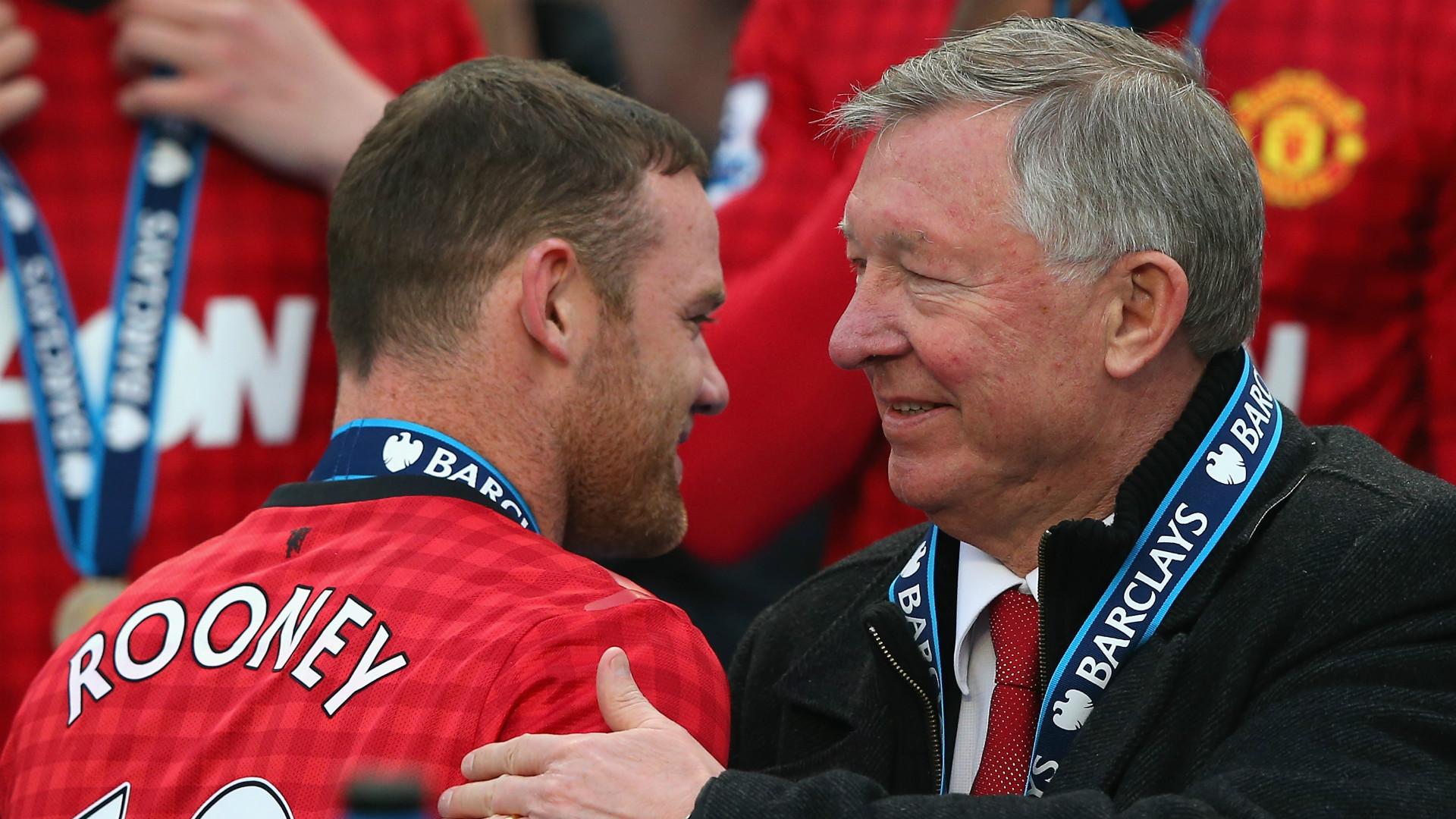 Rooney questions Ferguson's 'suicidal' Champions League final tactics