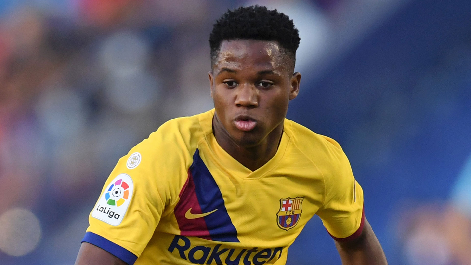 Ansu Fati and Adama Traore called up to new-look Spain squad