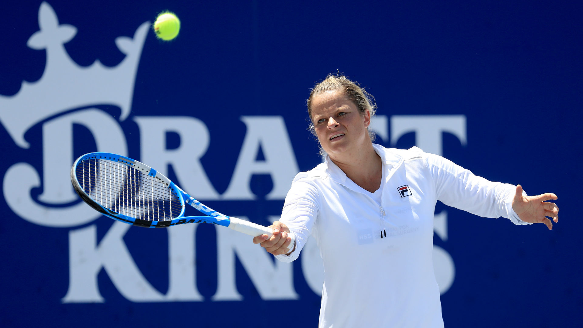 Clijsters withdraws from Western & Southern Open, will stay in US Open 'bubble'