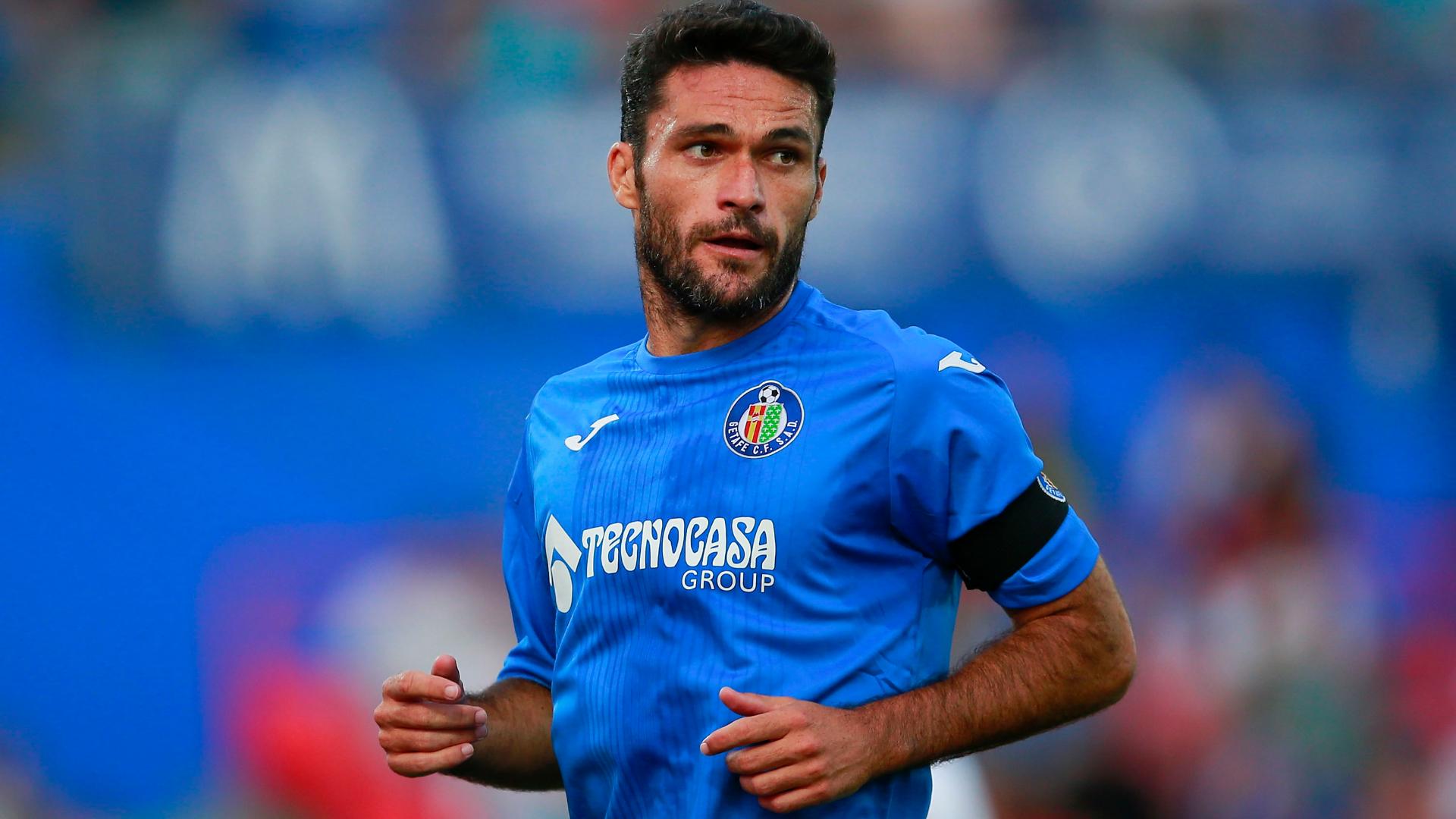 Molina leaves Getafe ahead of expected Granada move