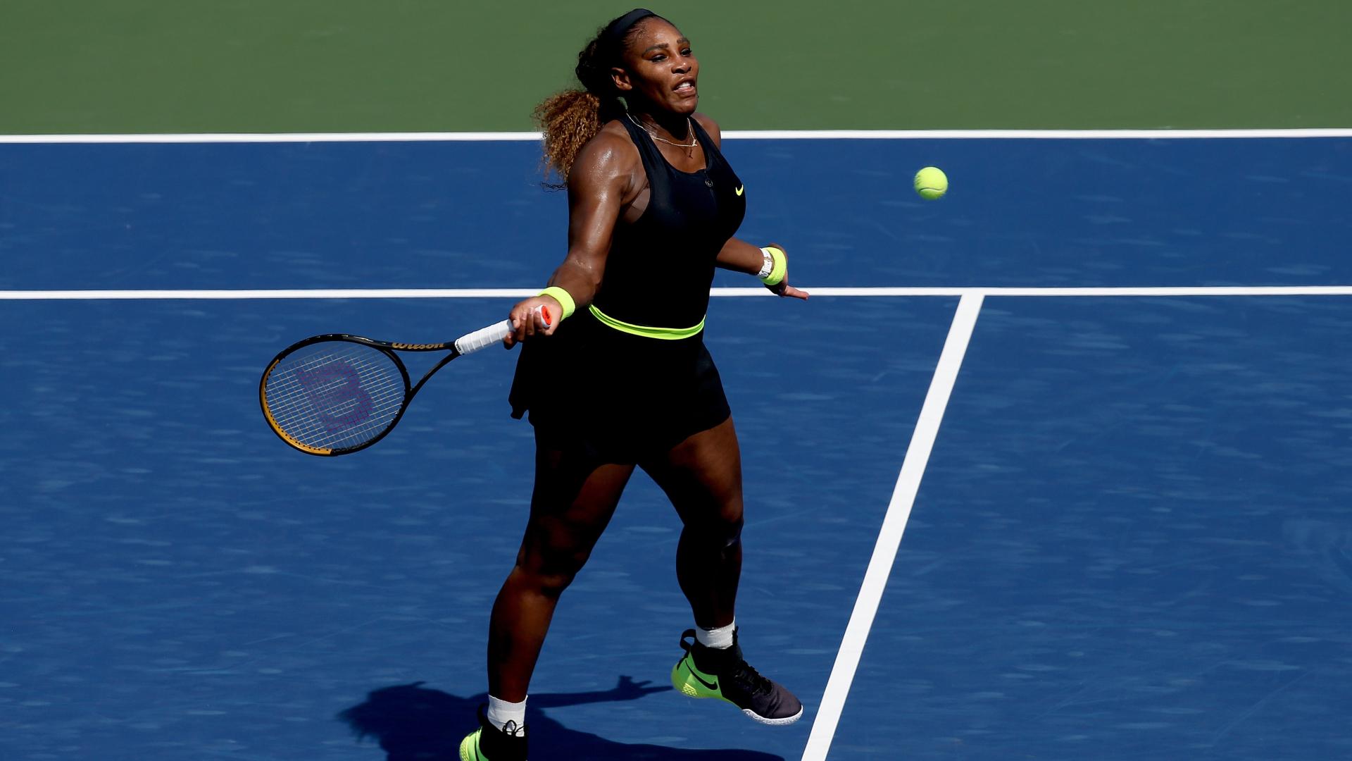 Serena, Osaka survive tests as Keys' title defence ends