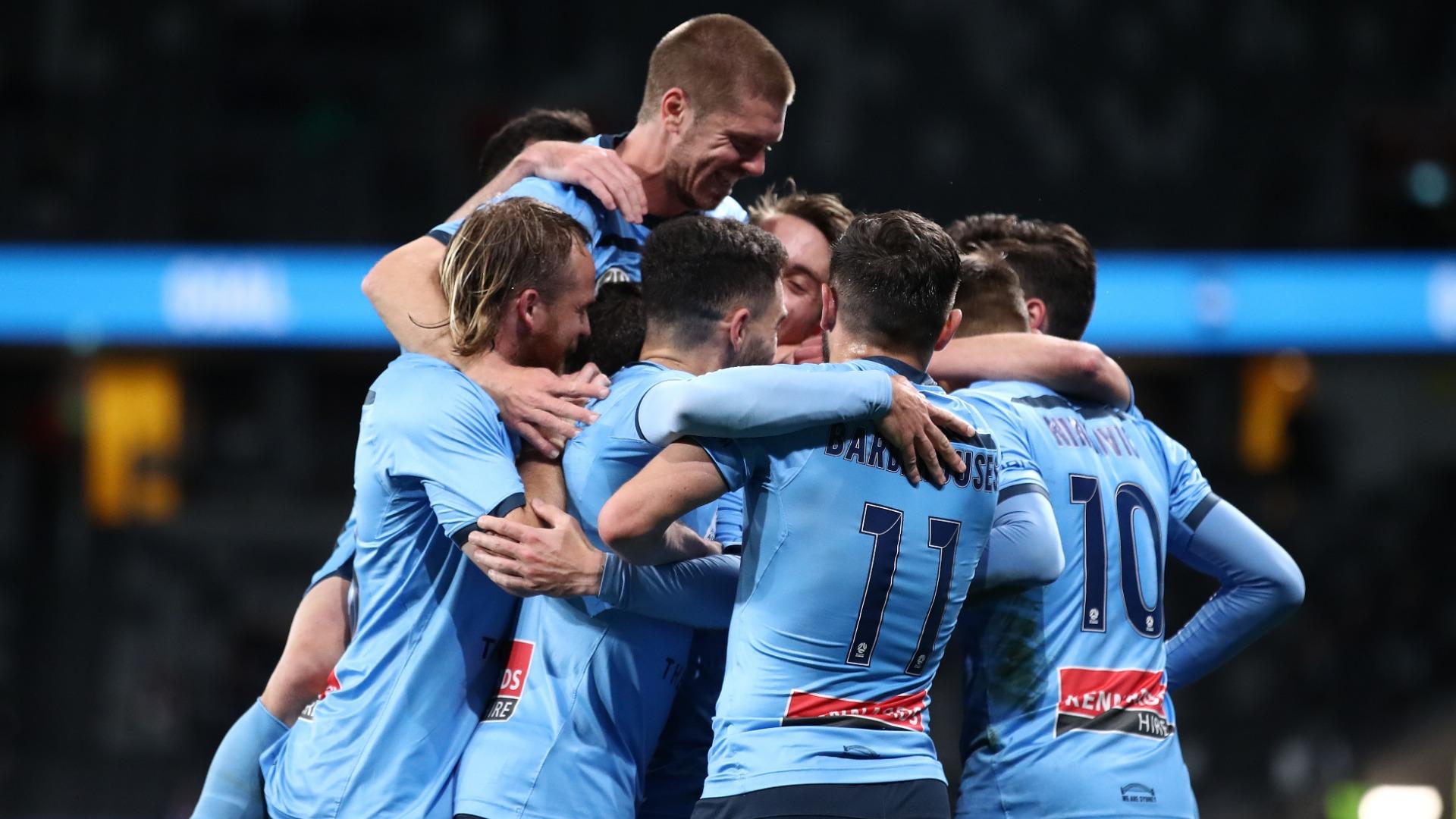 Sydney FC and Melbourne City set up A-League Grand Final clash