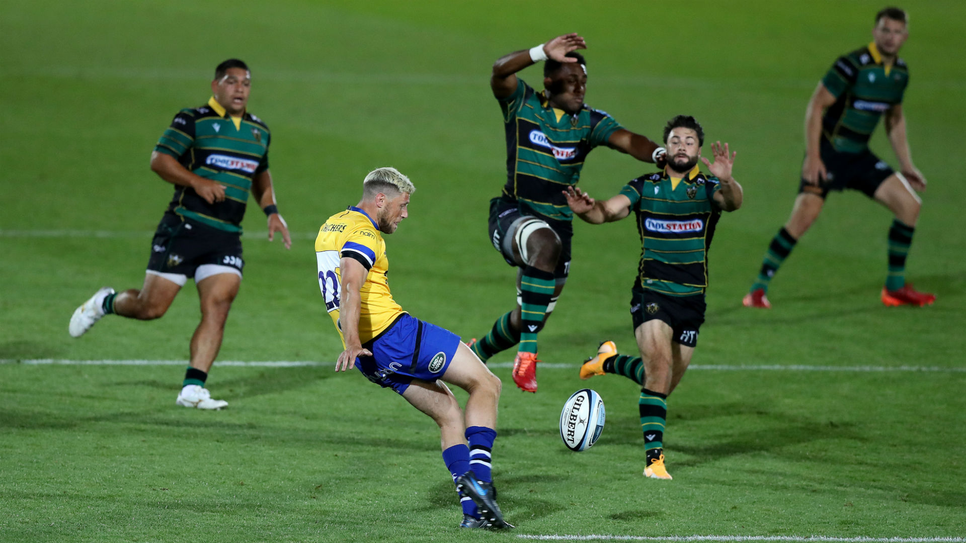 In-form Bath up to fourth, Worcester end long wait for win