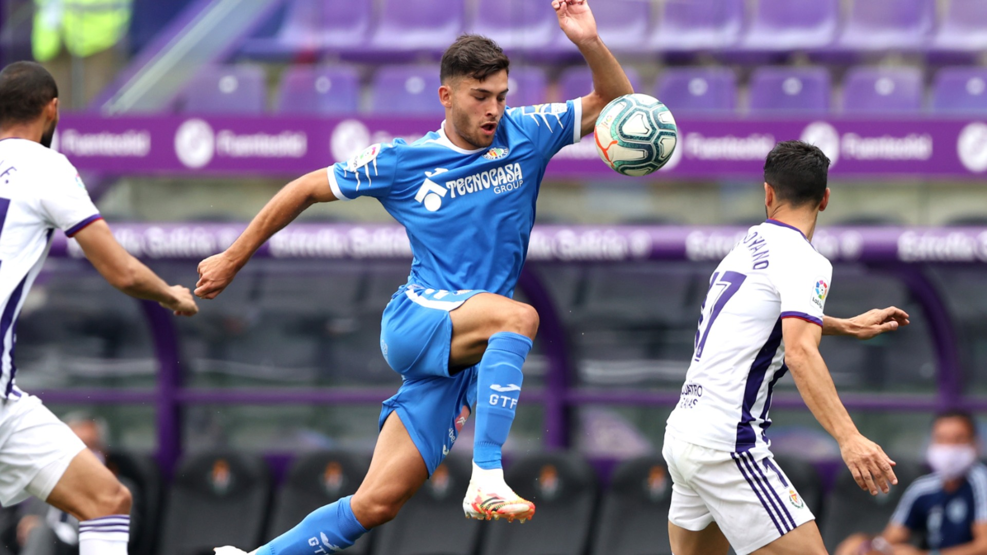 Real Madrid sign young forward Hugo Duro from Getafe