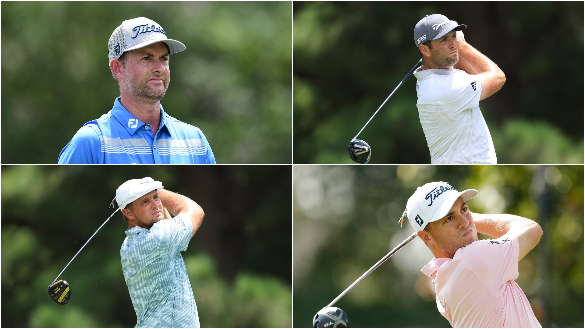 US PGA Championship: Simpson, Morikawa and the contenders to challenge the usual suspects