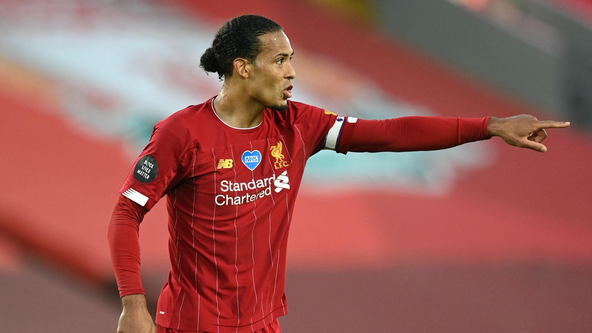 Toure identifies weakness in 'unbelievable' Liverpool defender Van Dijk