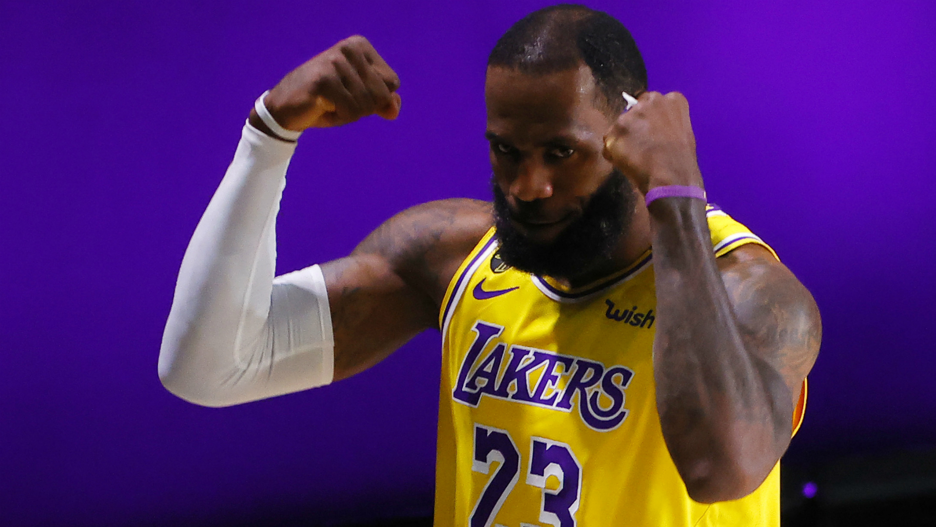 LeBron and Davis lead Lakers into second round, Bucks also advance as playoffs resume