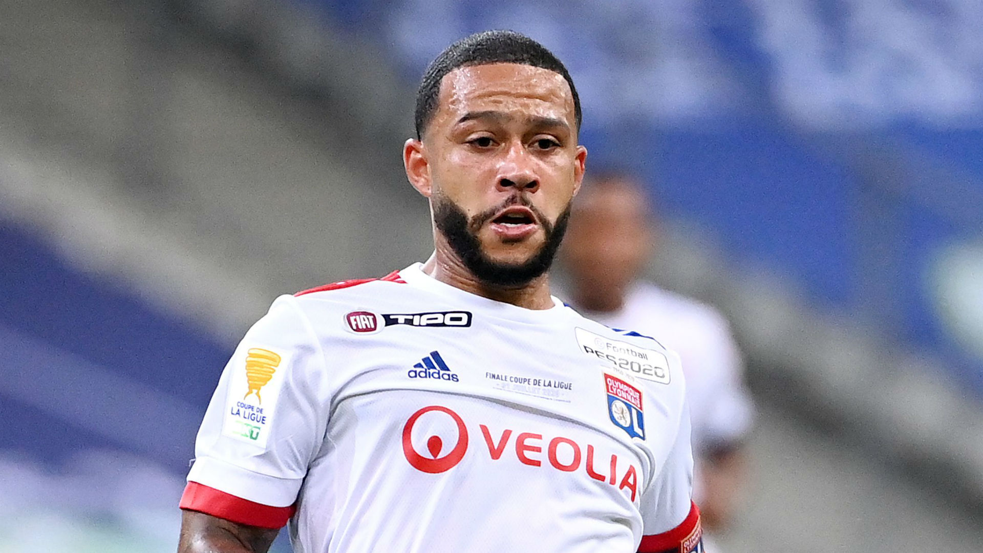Depay says fearless Lyon can dump Juve out of Champions League