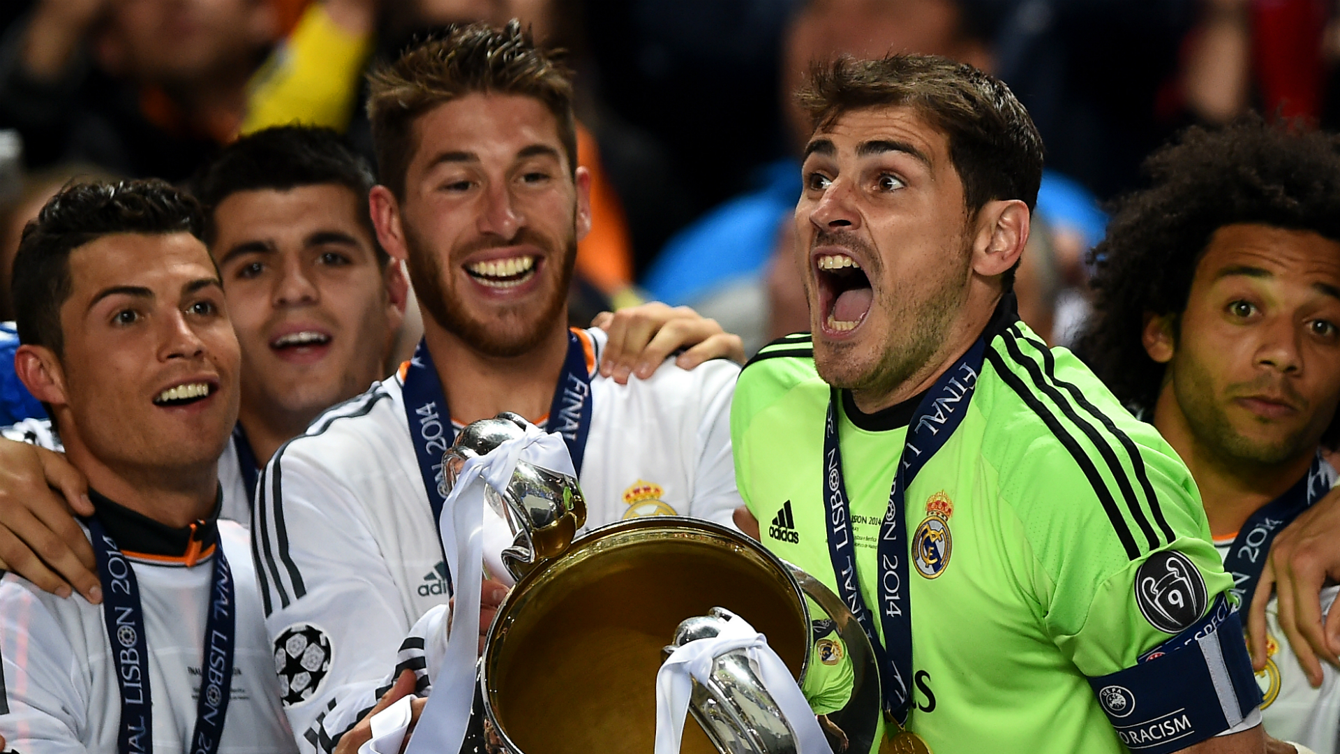 Sergio Ramos, Andres Iniesta lead social media tributes to retired Iker Casillas