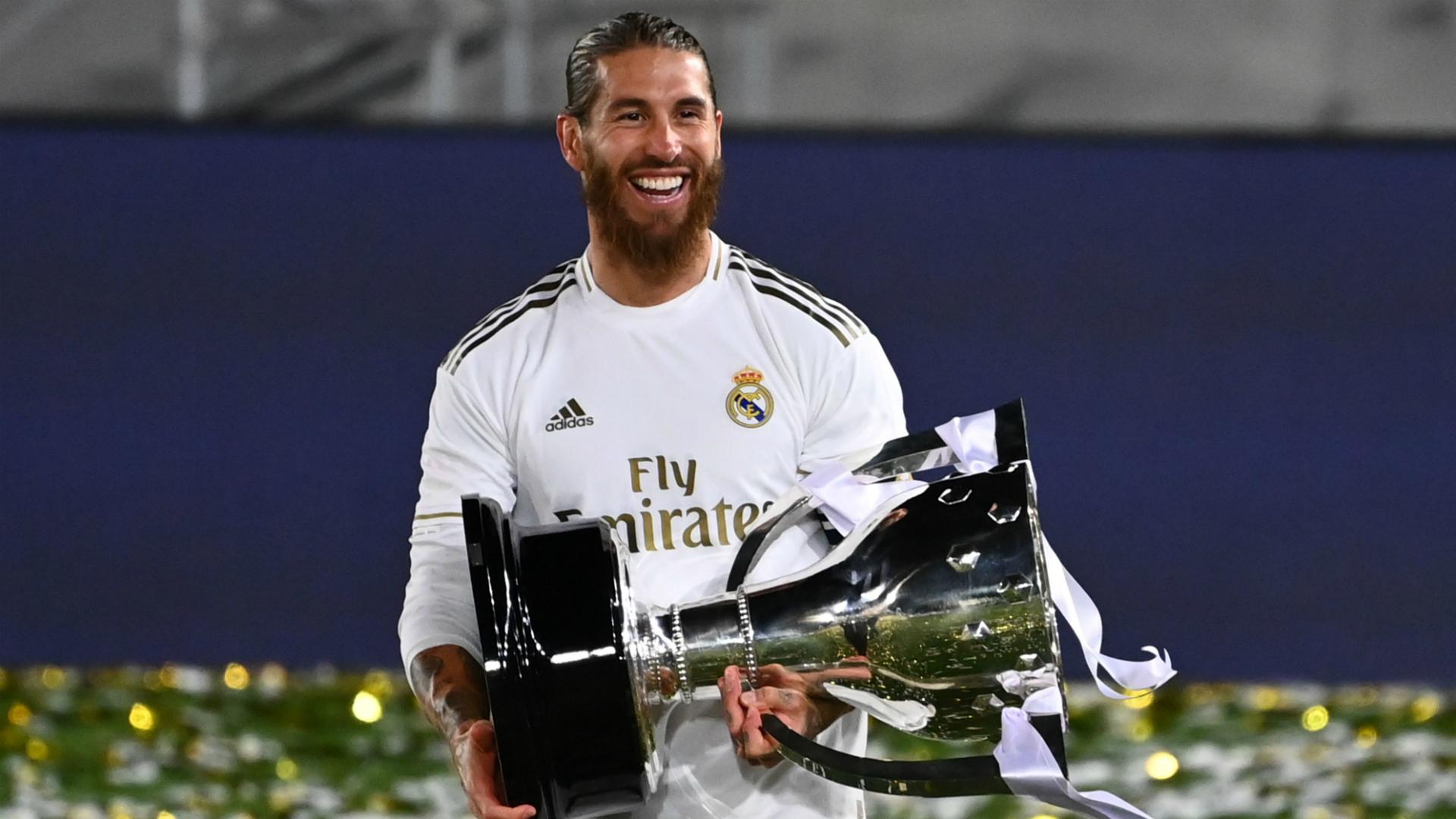 Ramos can play until he's 40, says ex-Real Madrid team-mate Van der Vaart
