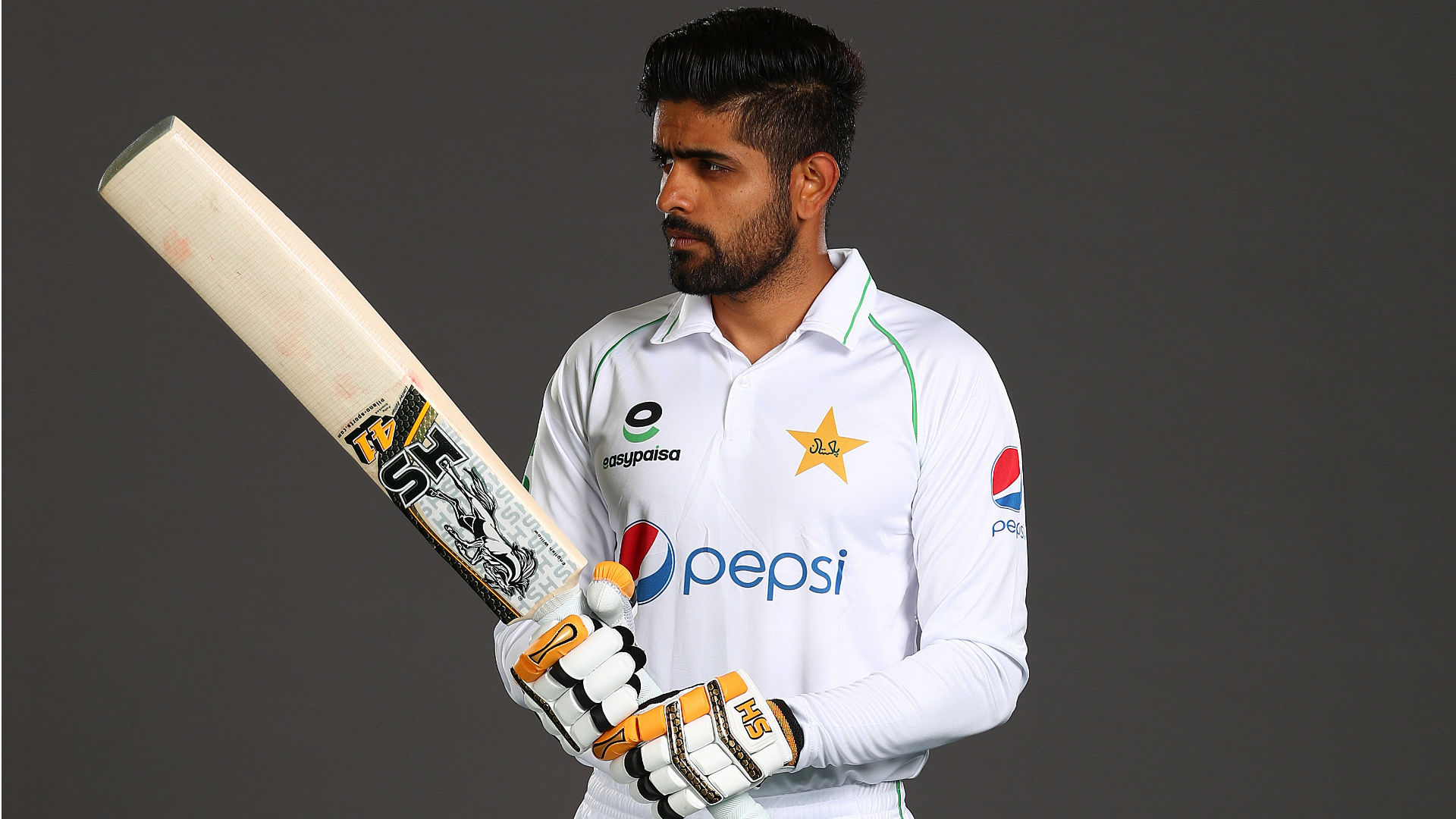 Babar Azam: Pakistan batsman rivals 'Fab Four' ahead of England Test series