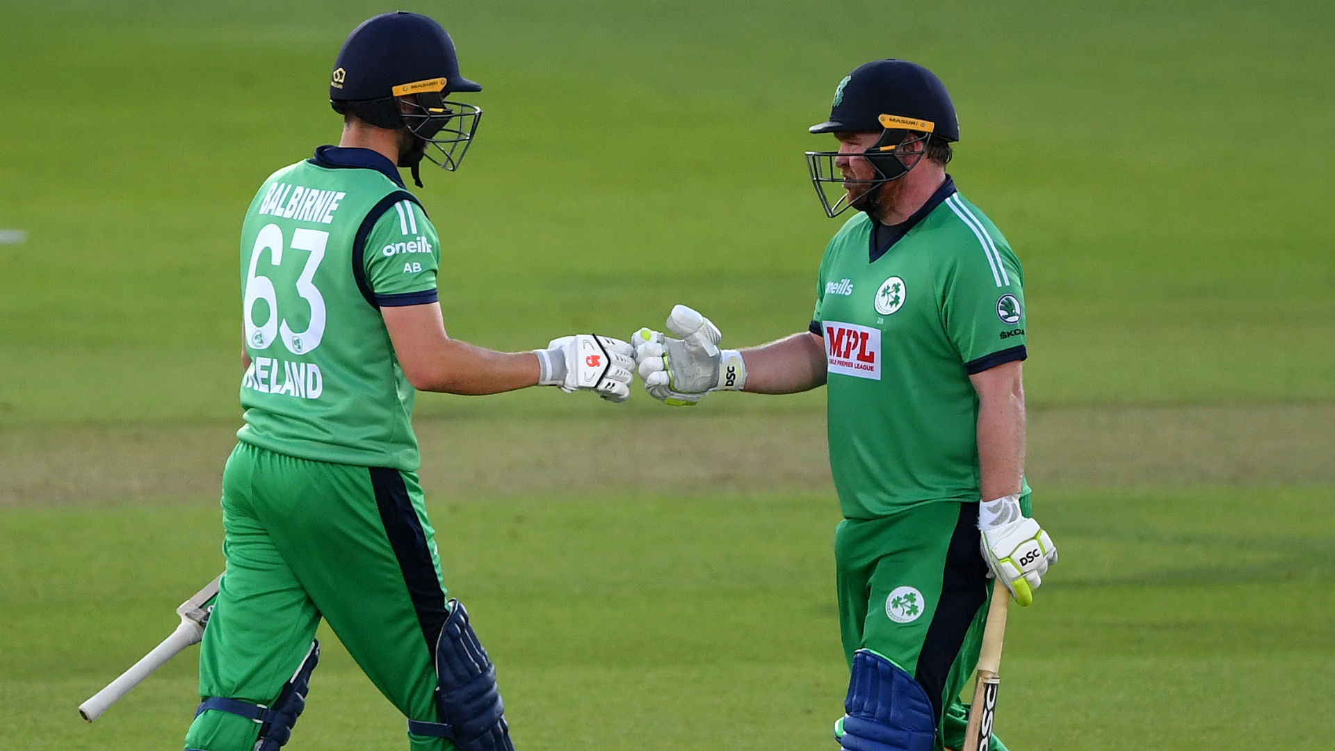 Ireland bring back World Cup memories with stunning ODI win over England