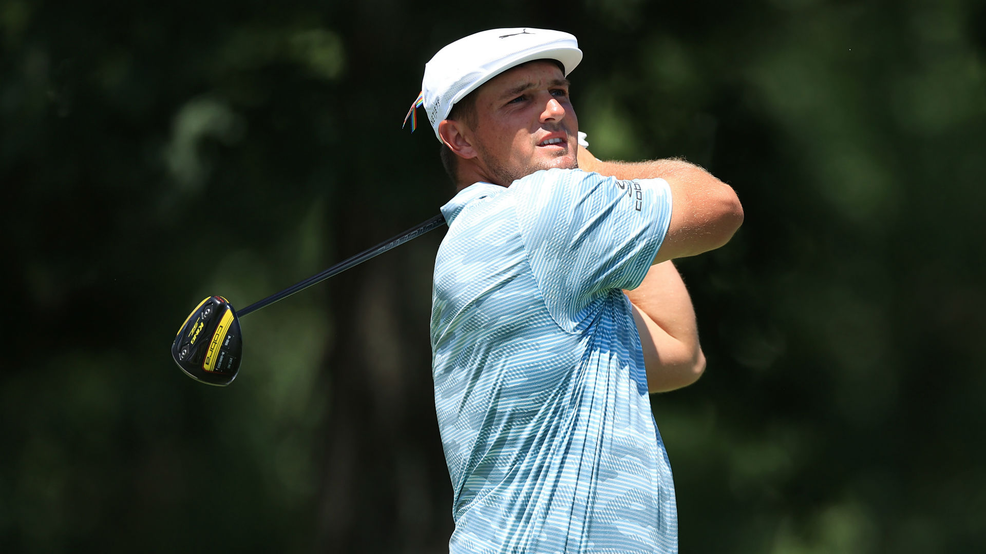 US PGA Championship: Bulked-up DeChambeau plotting to flex his muscles and be major force